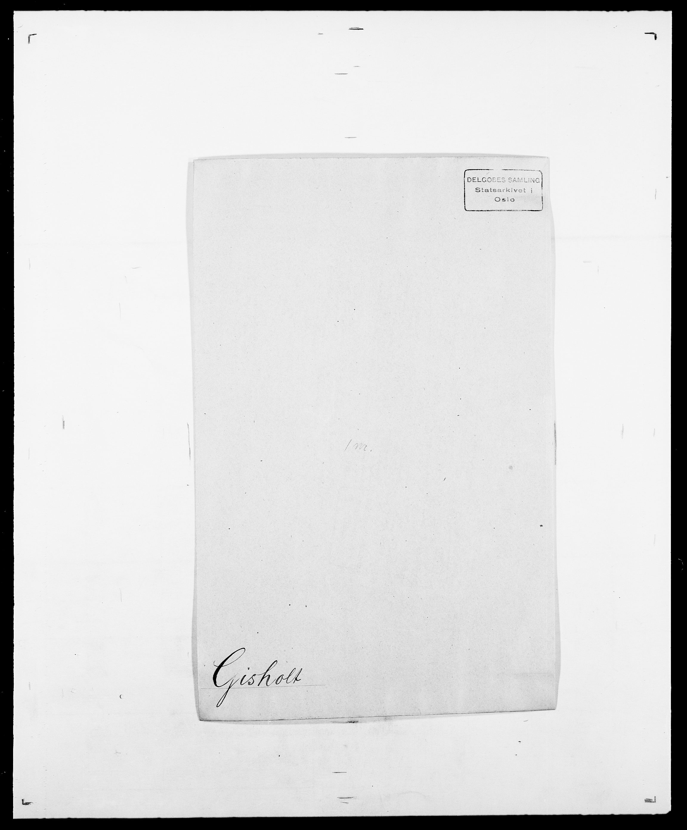 SAO, Delgobe, Charles Antoine - samling, D/Da/L0014: Giebdhausen - Grip, s. 44