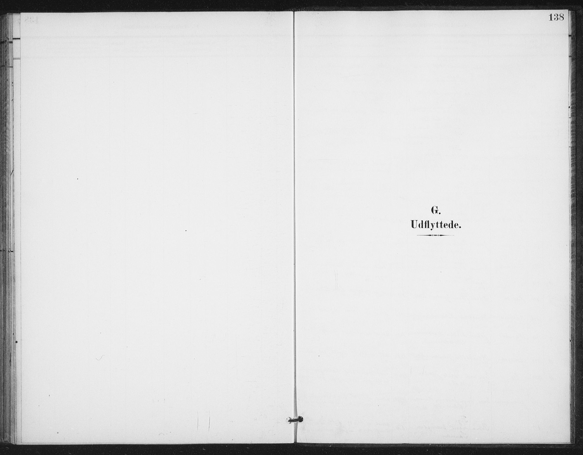 SAT, Ministerialprotokoller, klokkerbøker og fødselsregistre - Nordland, 894/L1356: Ministerialbok nr. 894A02, 1897-1914, s. 138