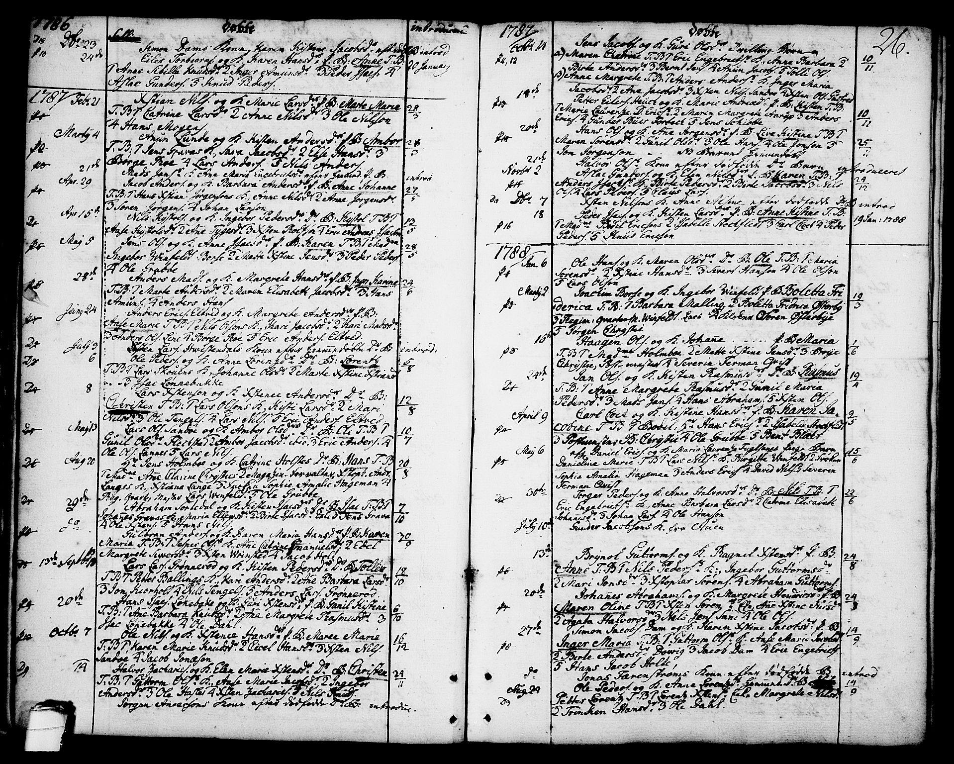 SAKO, Brevik kirkebøker, F/Fa/L0003: Ministerialbok nr. 3, 1764-1814, s. 26