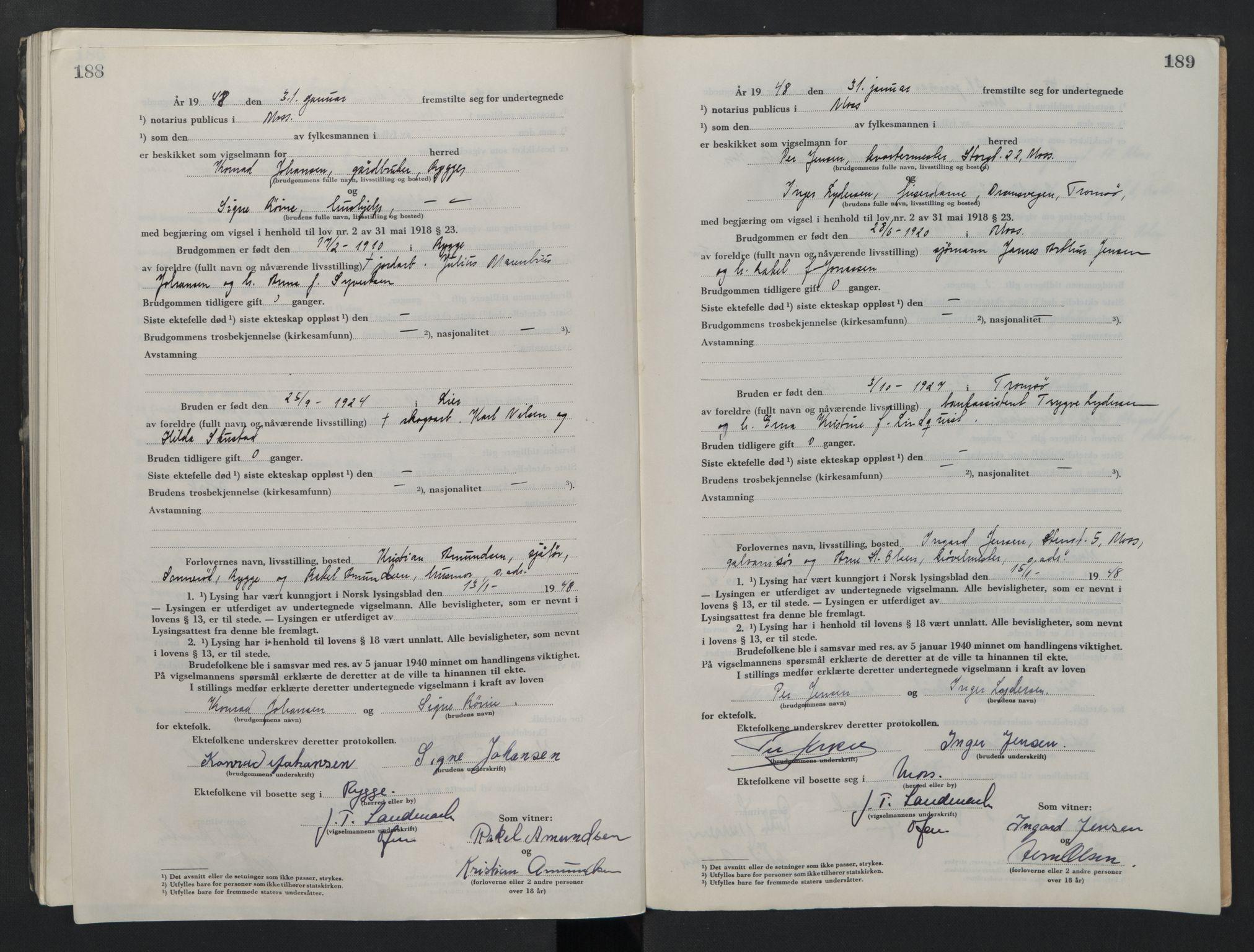 SAO, Moss sorenskriveri, 1945-1948, s. 188-189