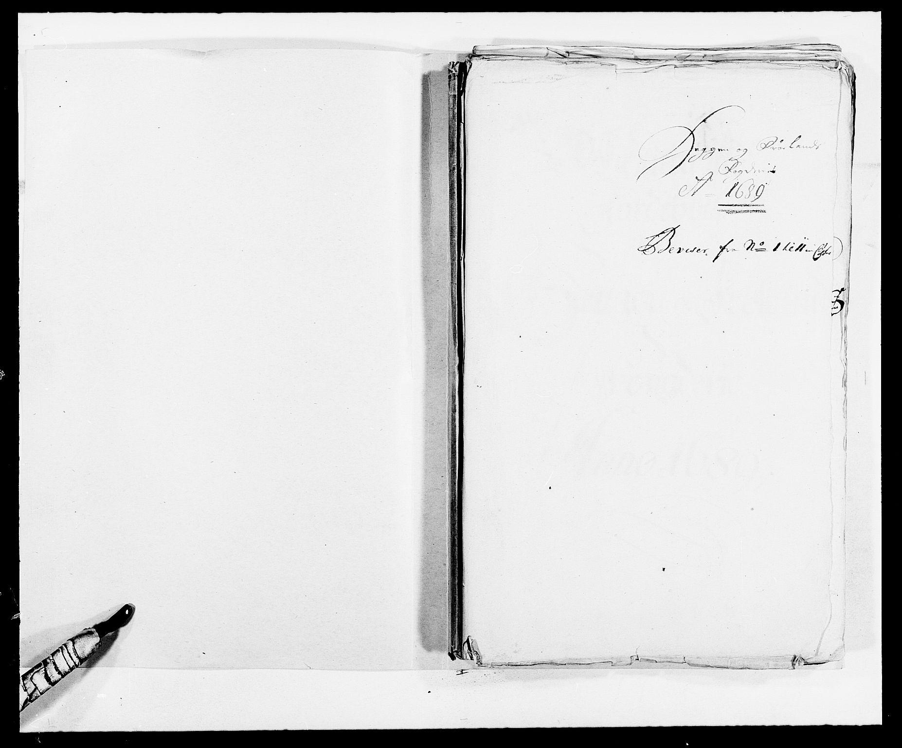 RA, Rentekammeret inntil 1814, Reviderte regnskaper, Fogderegnskap, R06/L0282: Fogderegnskap Heggen og Frøland, 1687-1690, s. 117