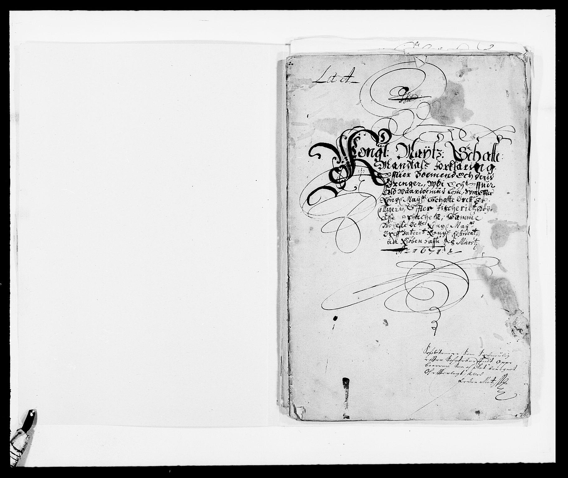 RA, Rentekammeret inntil 1814, Reviderte regnskaper, Fogderegnskap, R69/L4849: Fogderegnskap Finnmark/Vardøhus, 1661-1679, s. 222