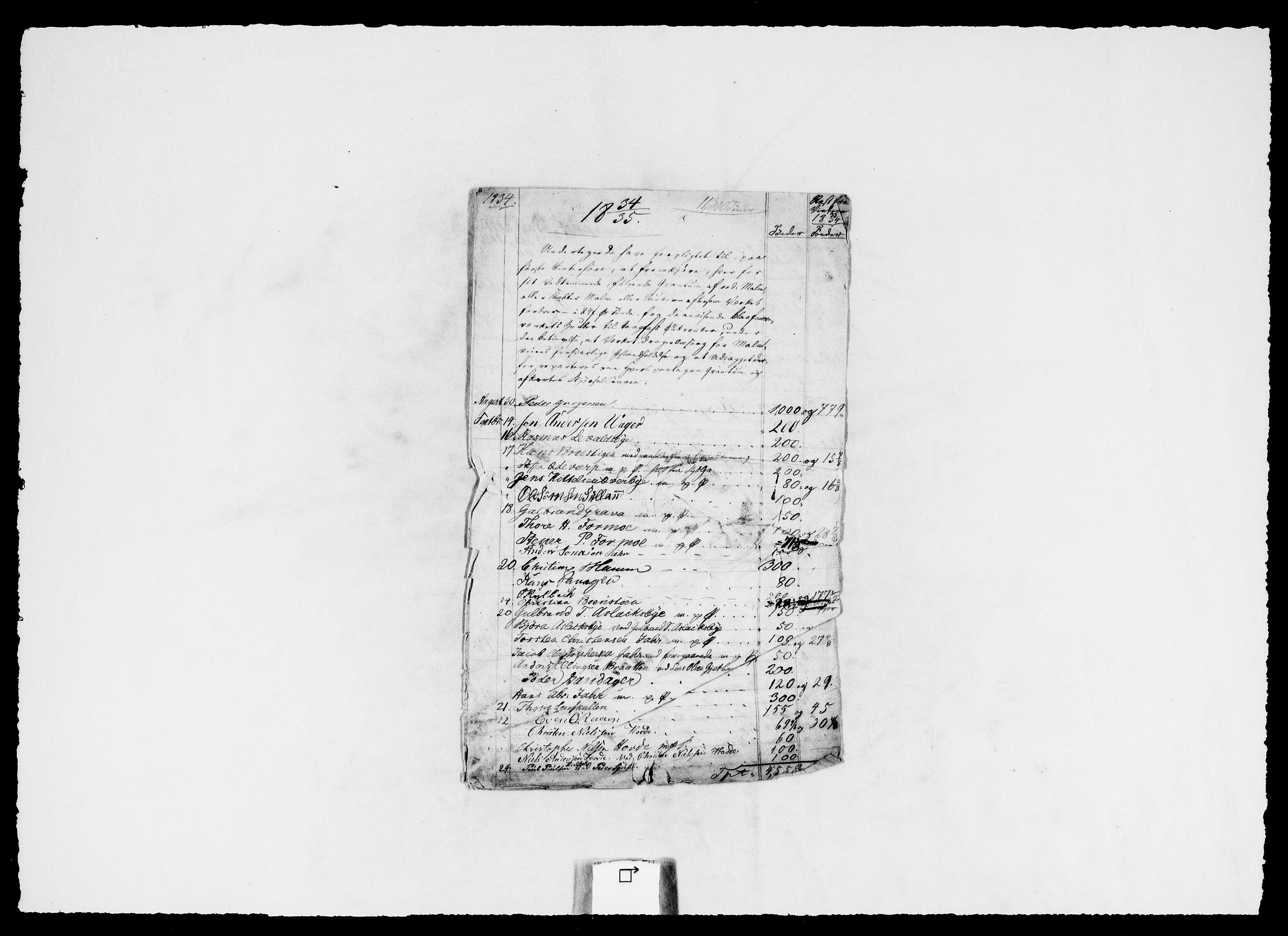 RA, Modums Blaafarveværk, G/Ga/L0063, 1827-1849, s. 210