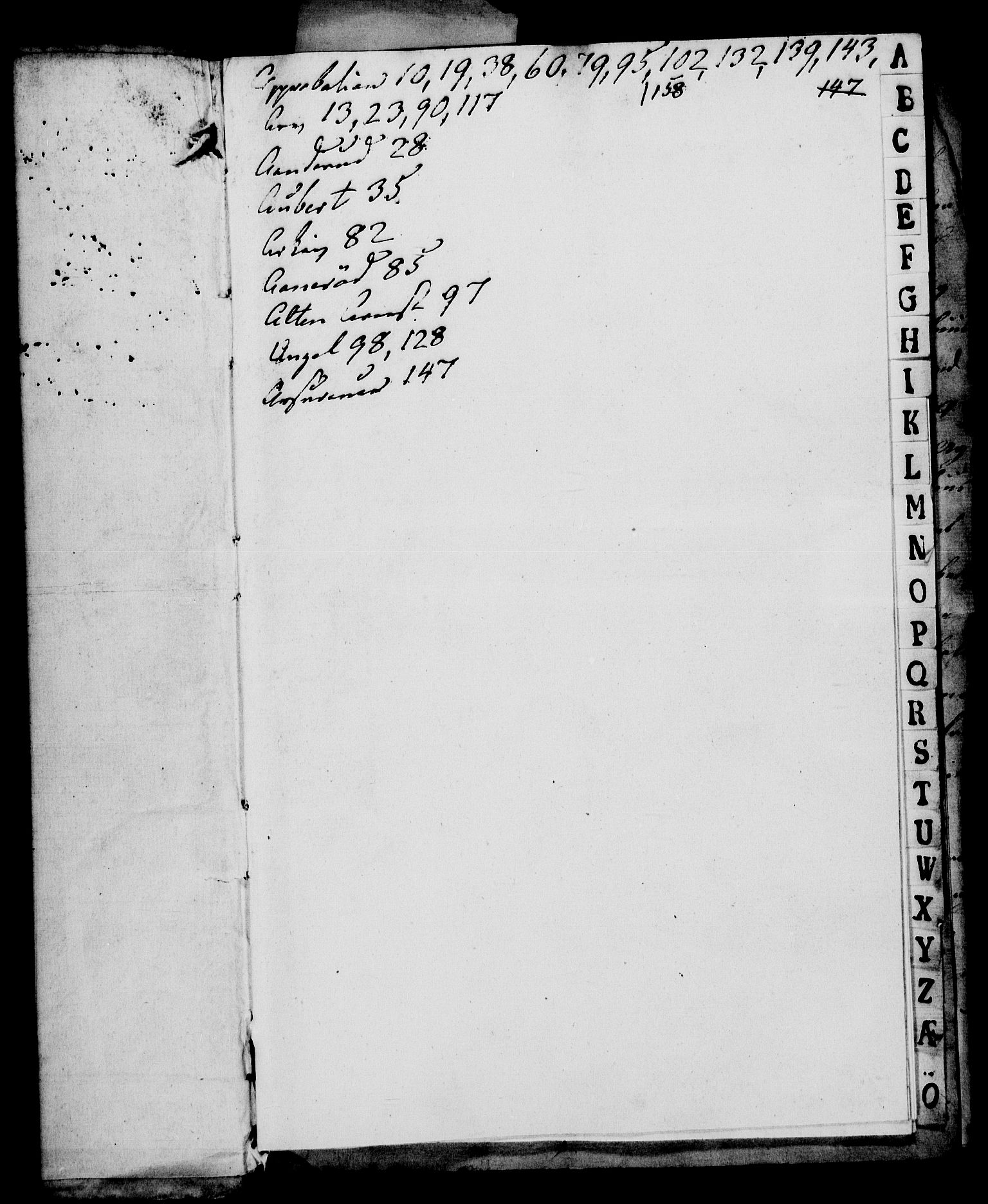 RA, Rentekammeret, Kammerkanselliet, G/Gf/Gfa/L0092: Norsk relasjons- og resolusjonsprotokoll (merket RK 52.92), 1810, s. 3