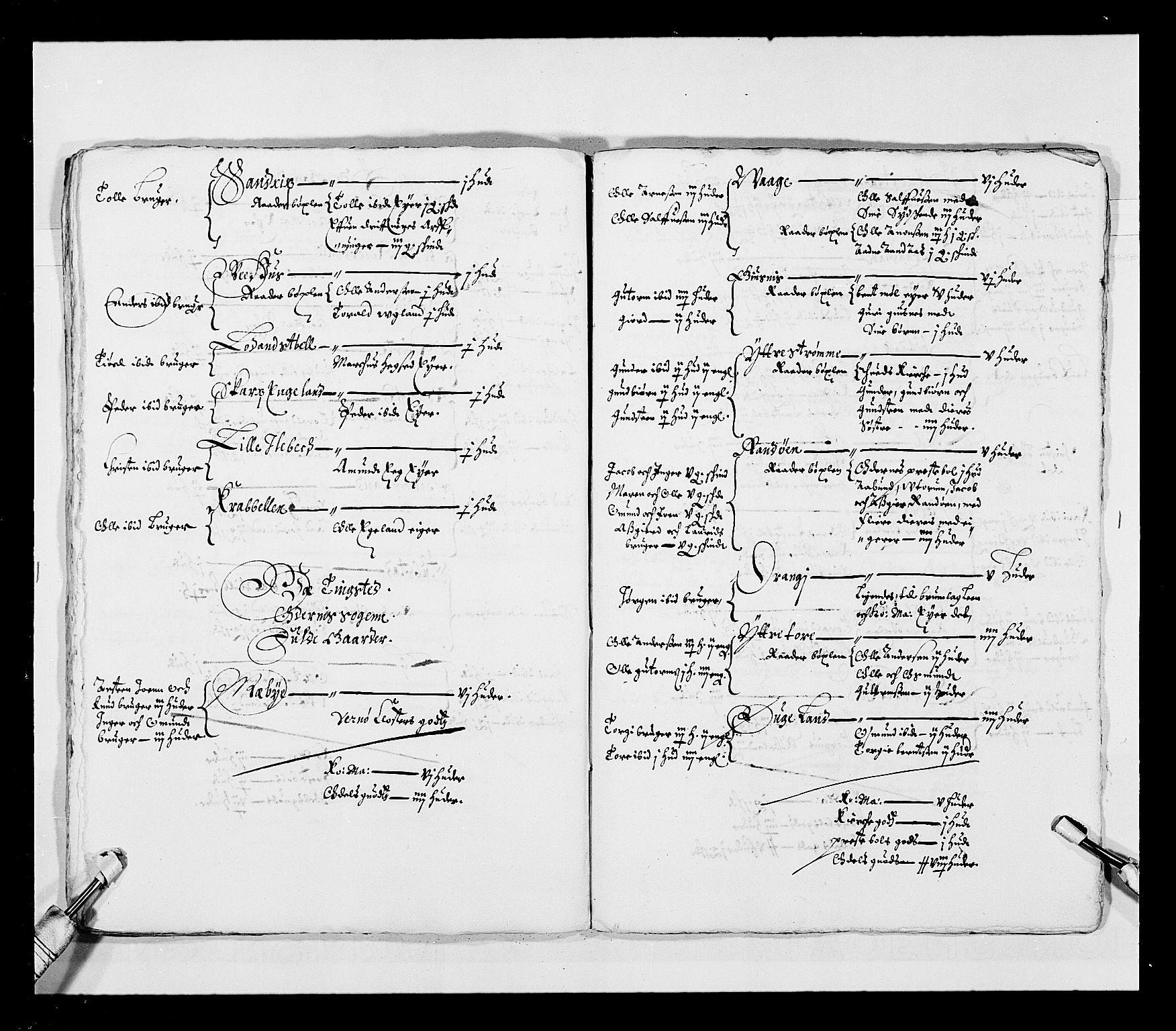 RA, Stattholderembetet 1572-1771, Ek/L0023: Jordebøker 1633-1658:, 1648-1649, s. 76