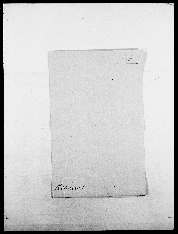 SAO, Delgobe, Charles Antoine - samling, D/Da/L0033: Roald - Røyem, s. 97