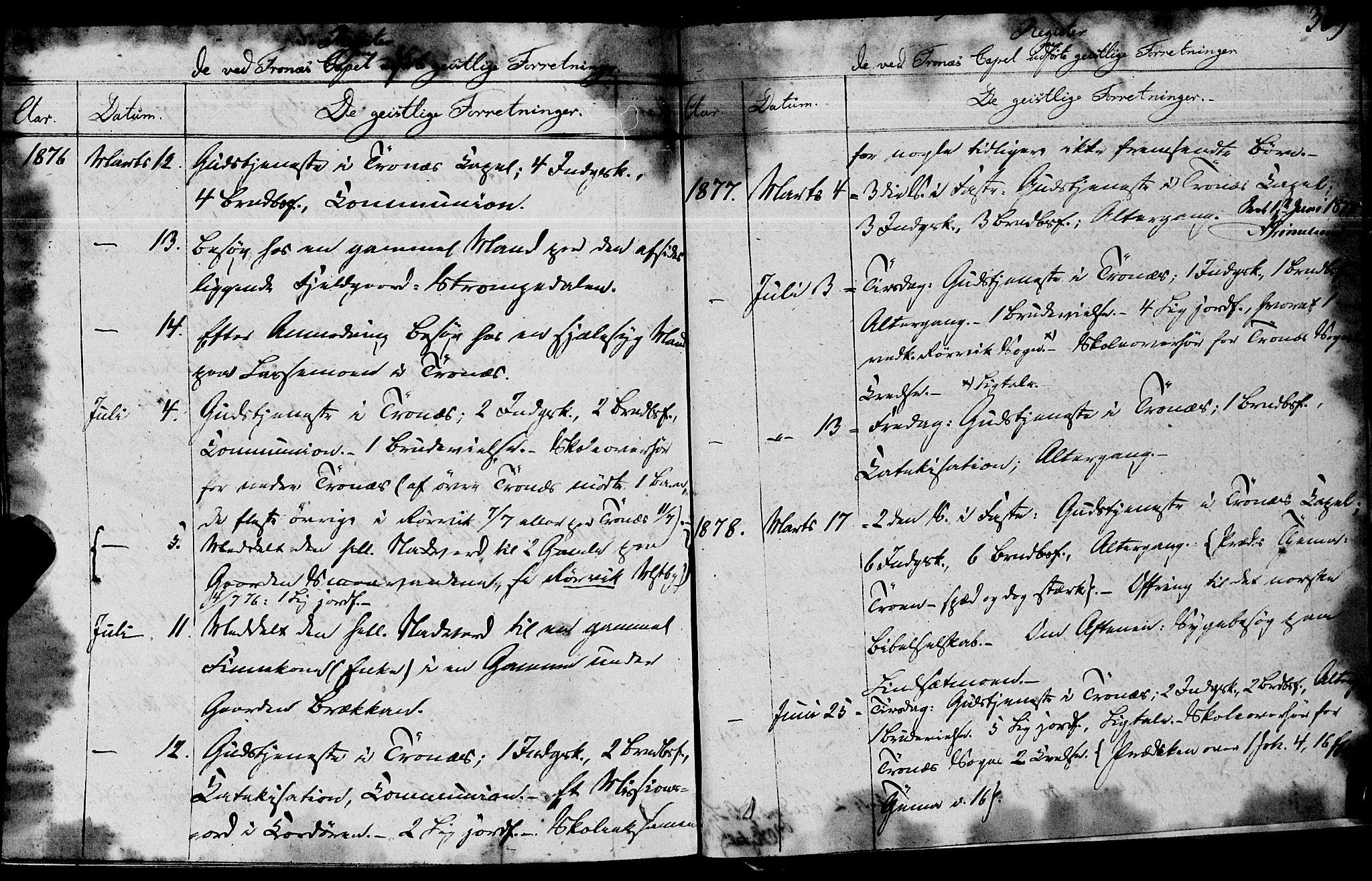 SAT, Ministerialprotokoller, klokkerbøker og fødselsregistre - Nord-Trøndelag, 762/L0538: Ministerialbok nr. 762A02 /2, 1833-1879, s. 369