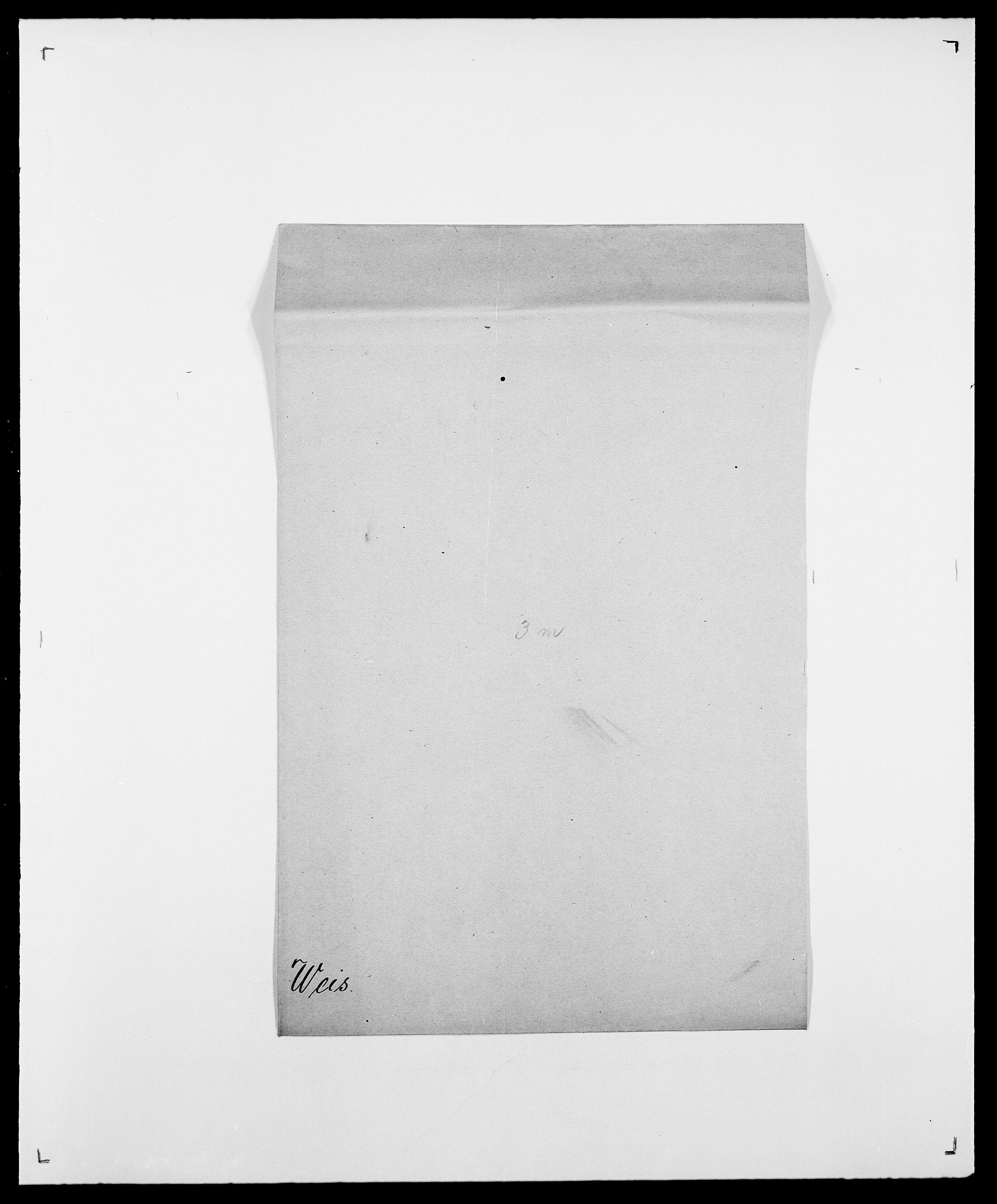 SAO, Delgobe, Charles Antoine - samling, D/Da/L0040: Usgaard - Velund, s. 607