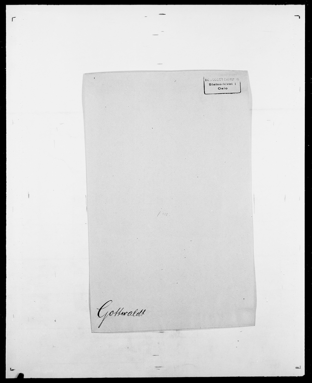 SAO, Delgobe, Charles Antoine - samling, D/Da/L0014: Giebdhausen - Grip, s. 411