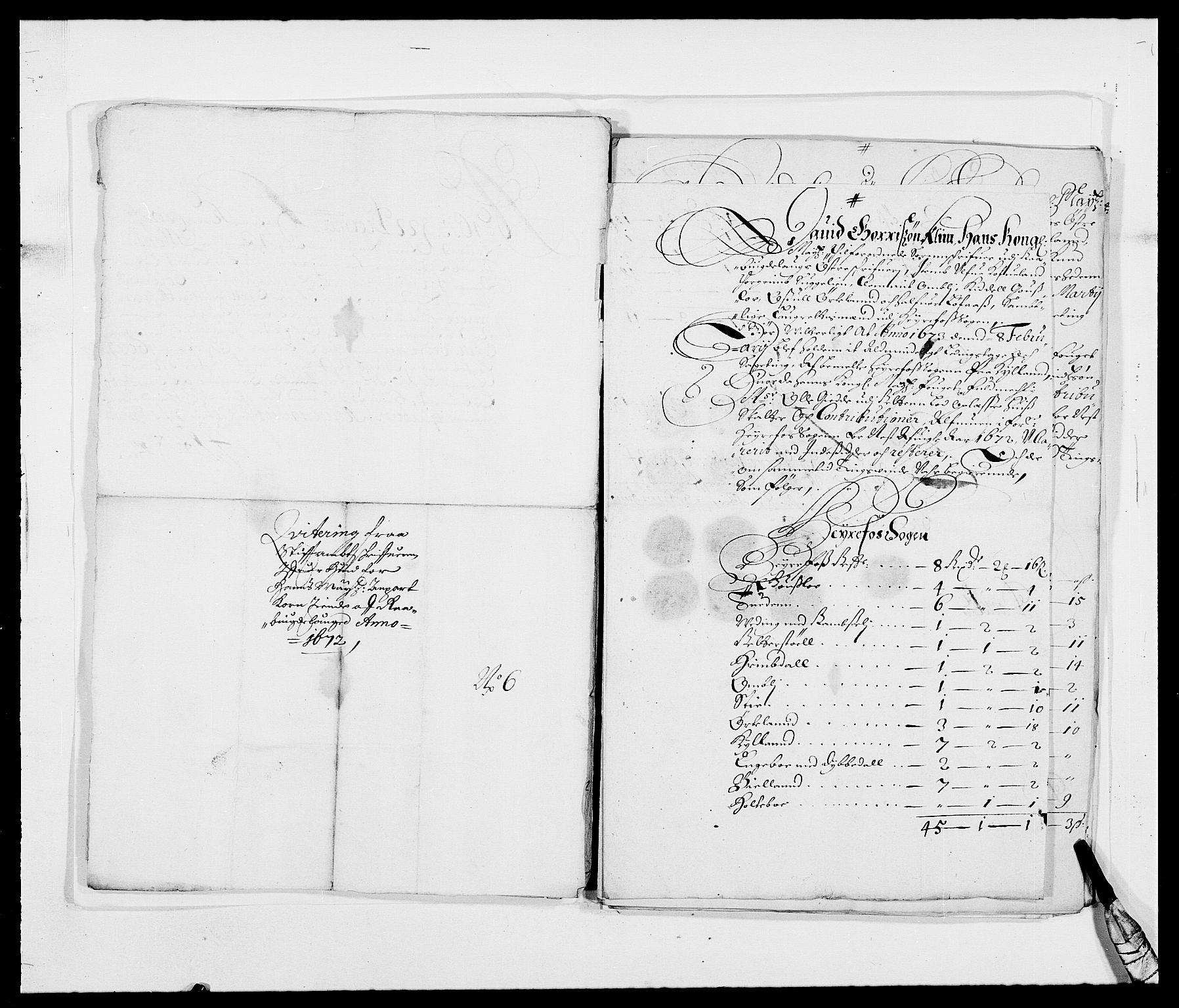 RA, Rentekammeret inntil 1814, Reviderte regnskaper, Fogderegnskap, R40/L2433: Fogderegnskap Råbyggelag, 1671-1674, s. 140