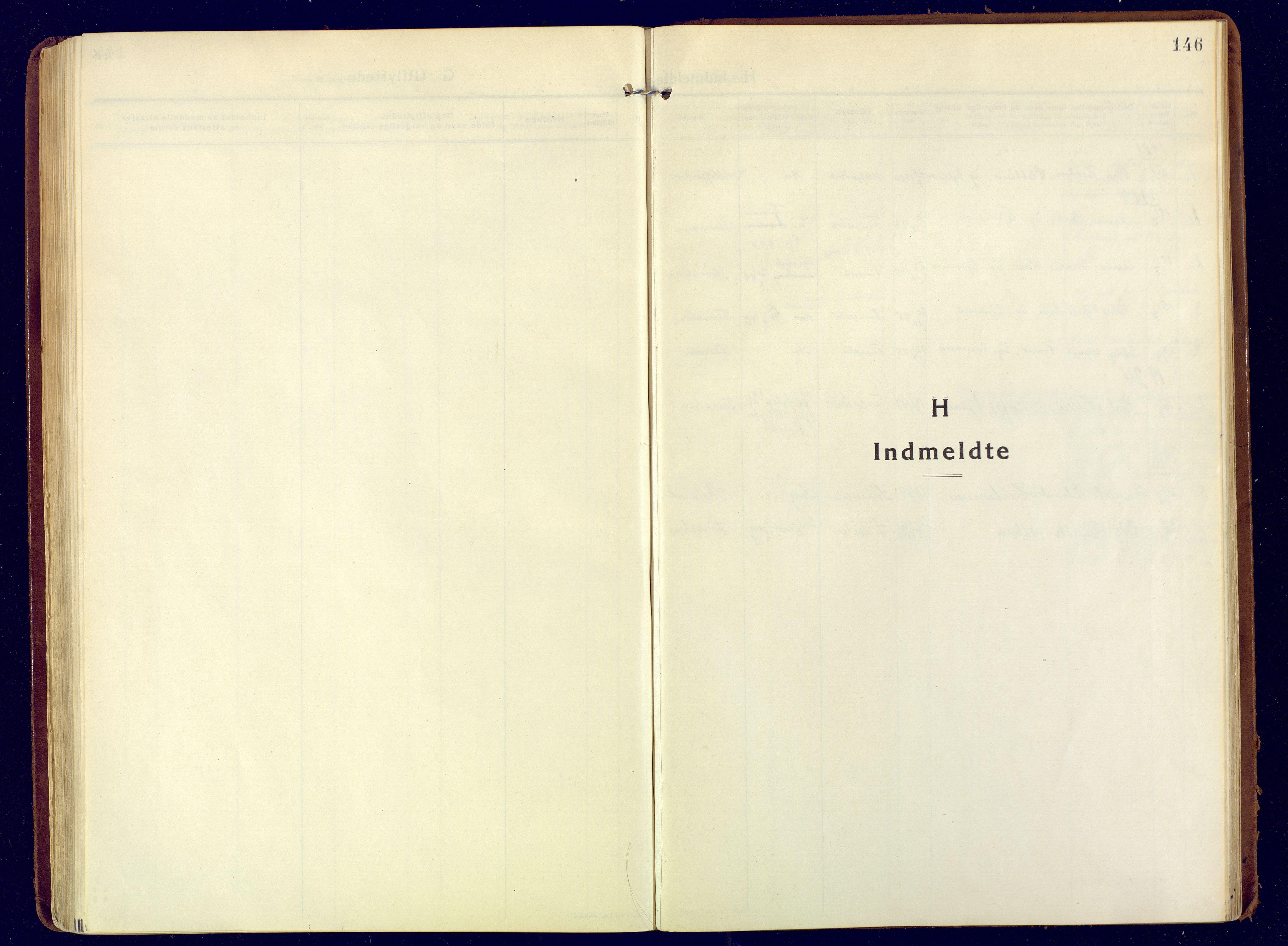 SATØ, Mefjord/Berg sokneprestkontor, G/Ga/Gaa: Ministerialbok nr. 9, 1916-1928, s. 146