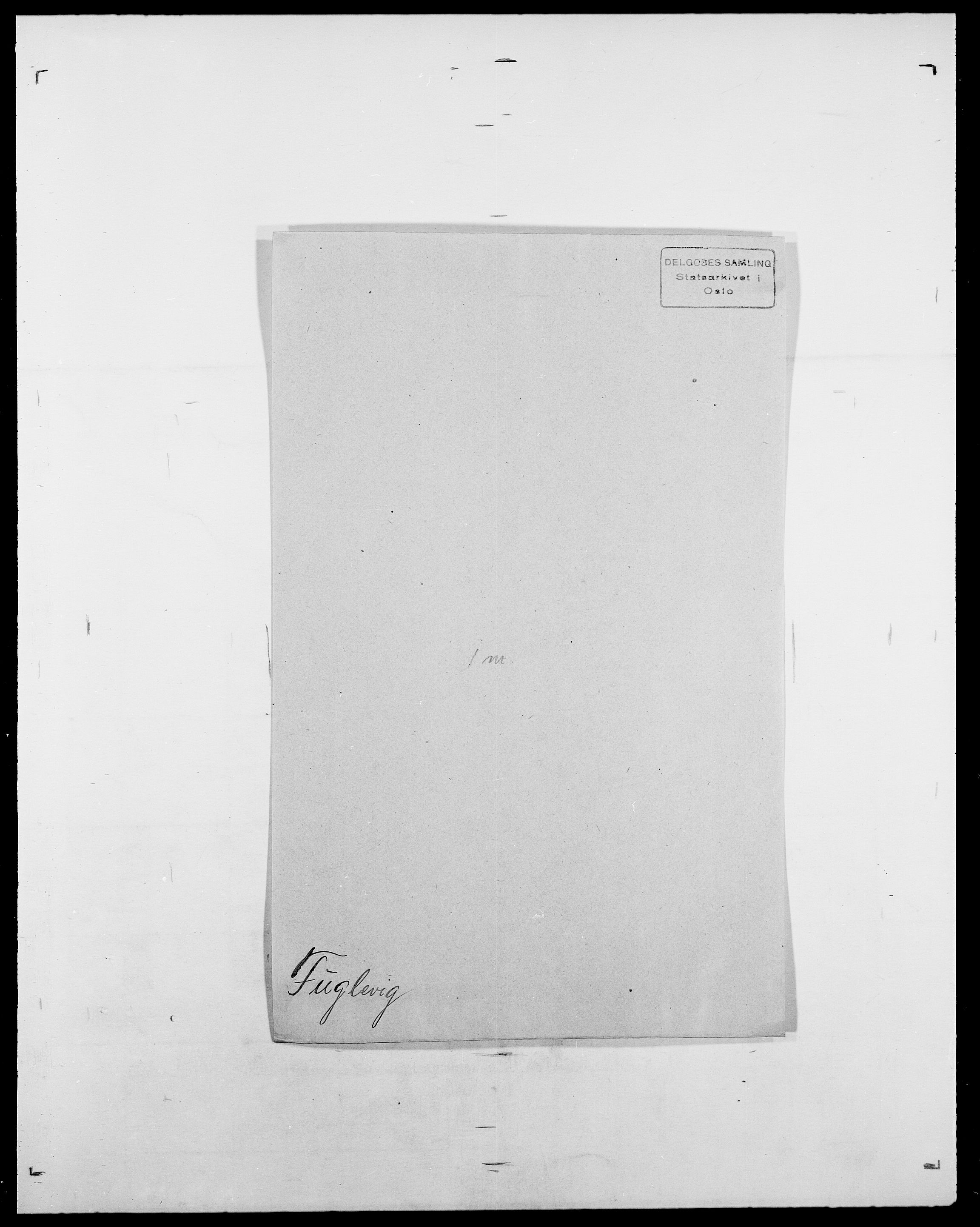 SAO, Delgobe, Charles Antoine - samling, D/Da/L0013: Forbos - Geving, s. 171