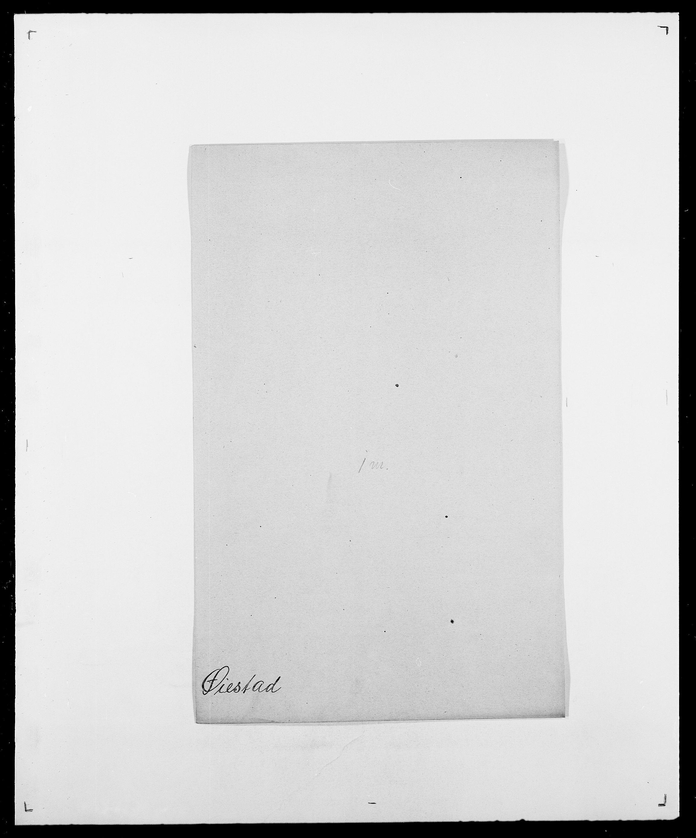 SAO, Delgobe, Charles Antoine - samling, D/Da/L0043: Wulfsberg - v. Zanten, s. 293