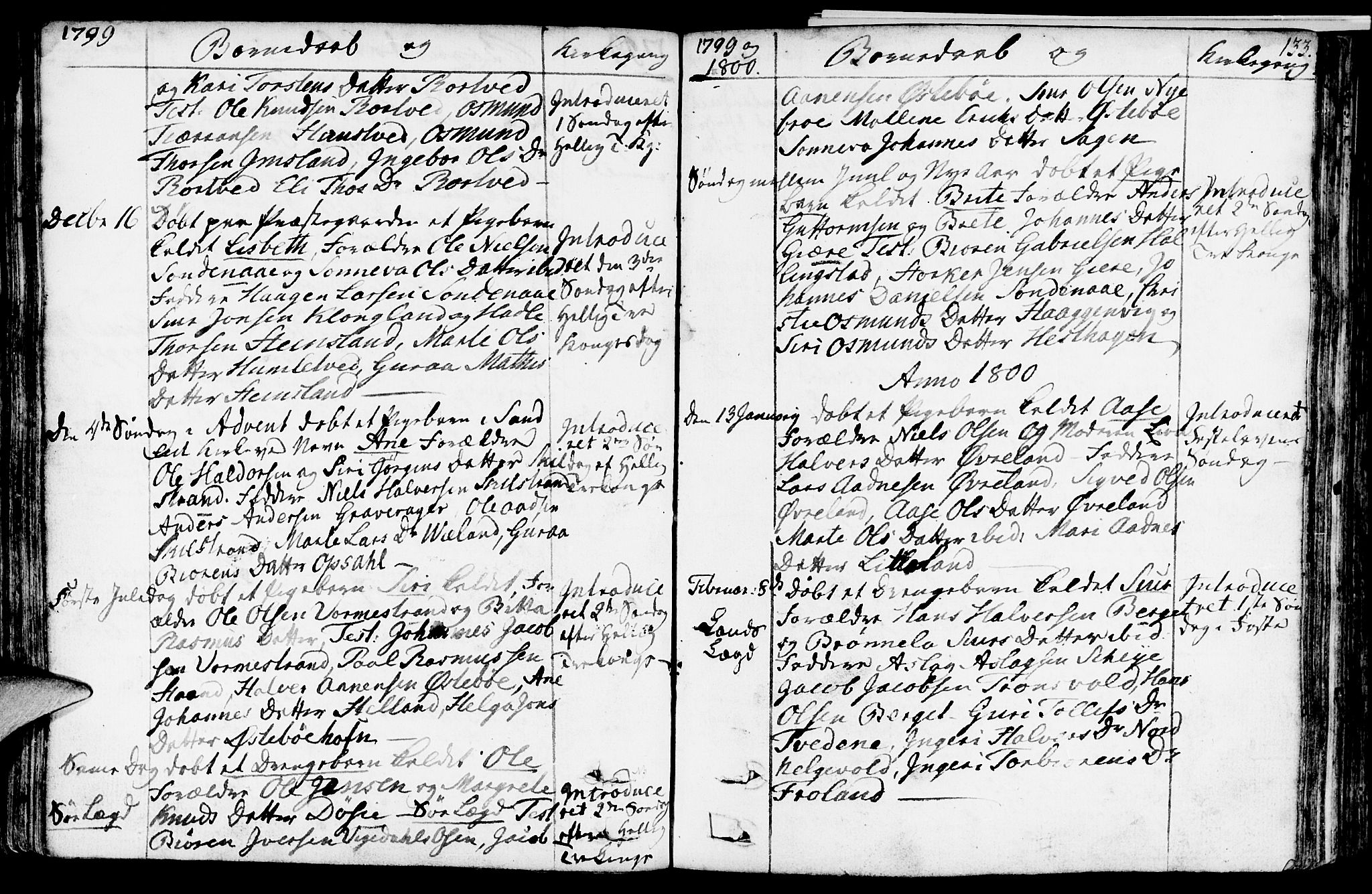SAST, Vikedal sokneprestkontor, IV: Ministerialbok nr. A 2, 1779-1817, s. 133