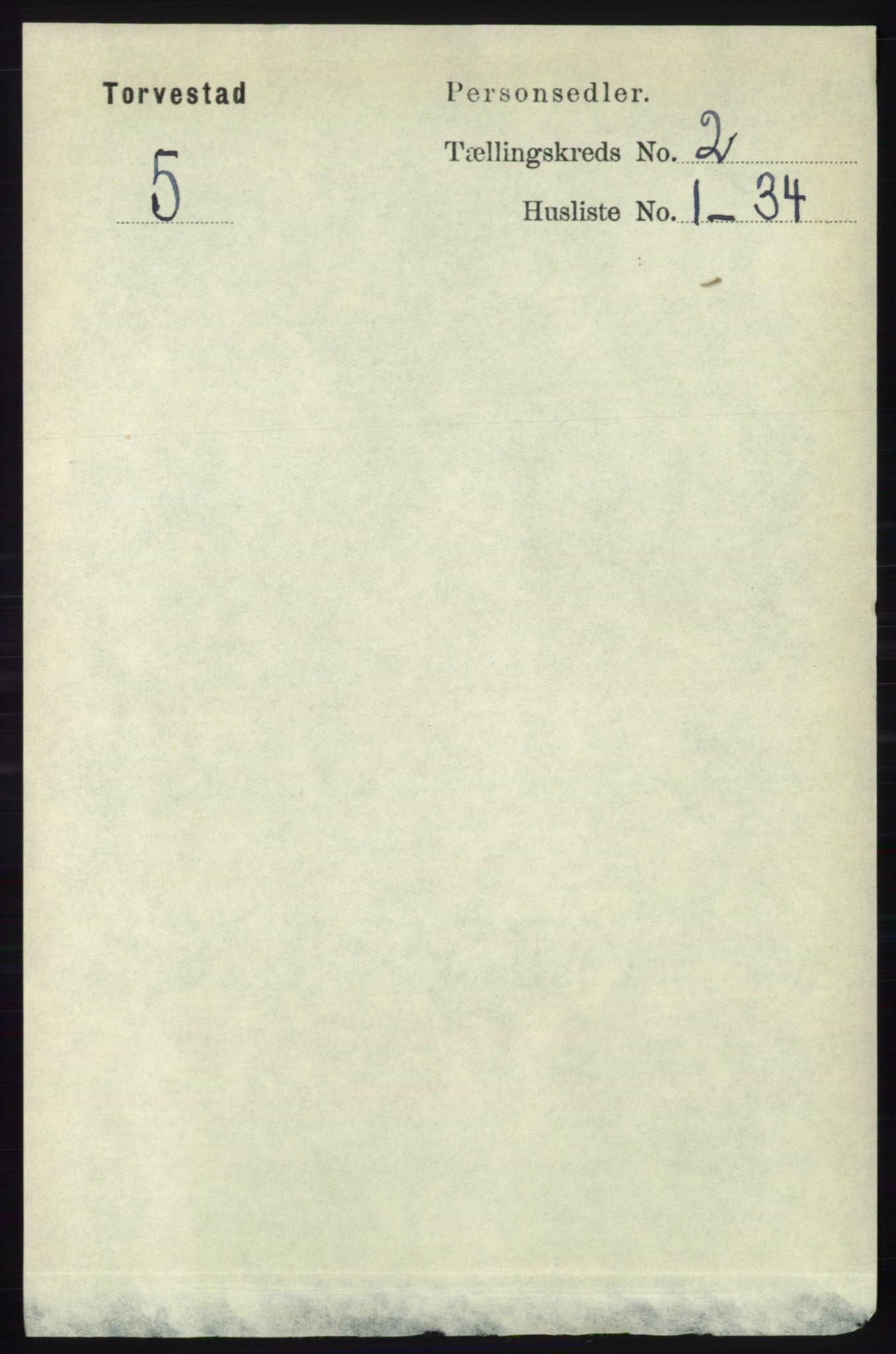 RA, Folketelling 1891 for 1152 Torvastad herred, 1891, s. 514