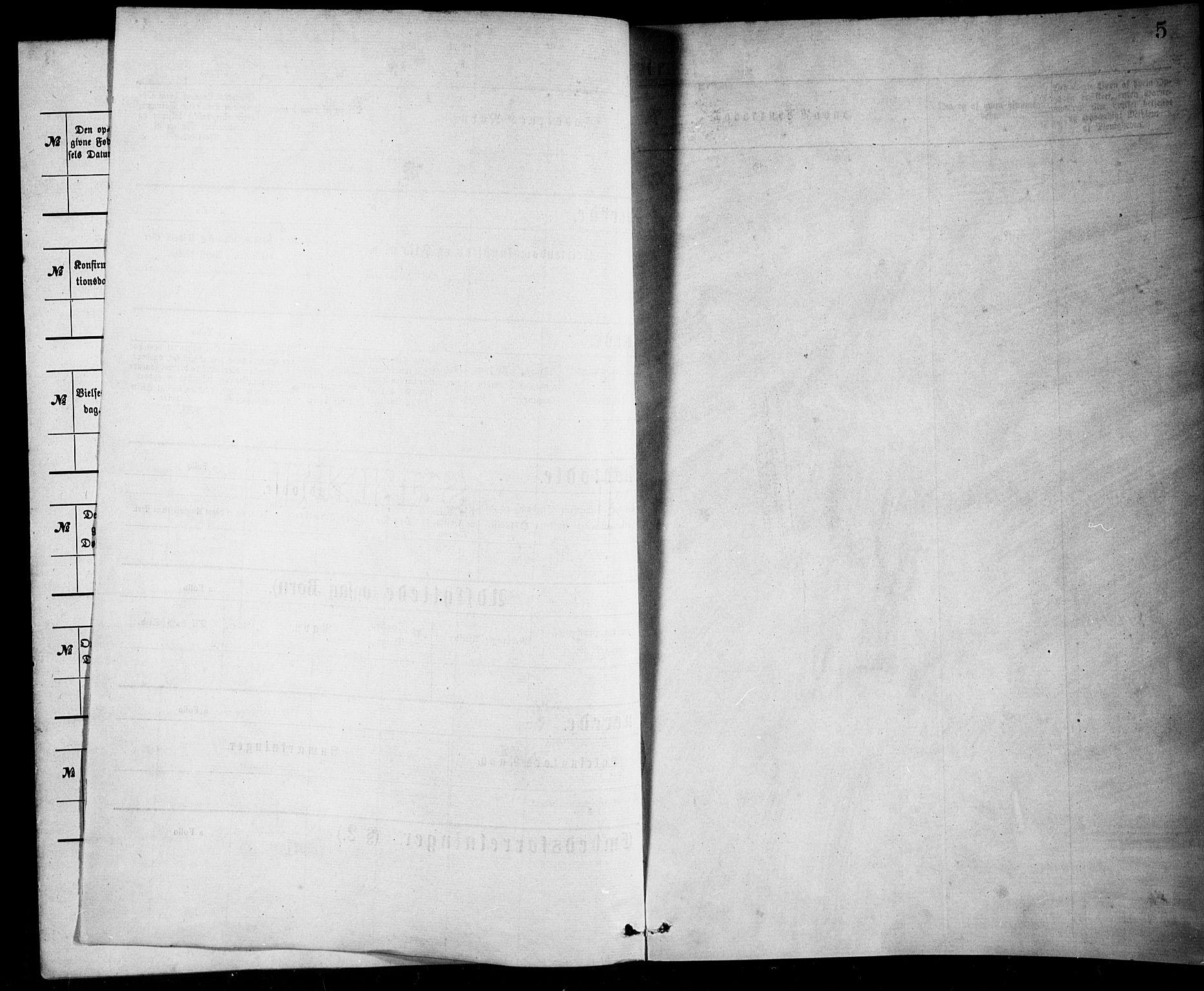 SAB, Den Norske Sjømannsmisjon i utlandet*, Ministerialbok nr. A 1, 1878-1885, s. 5