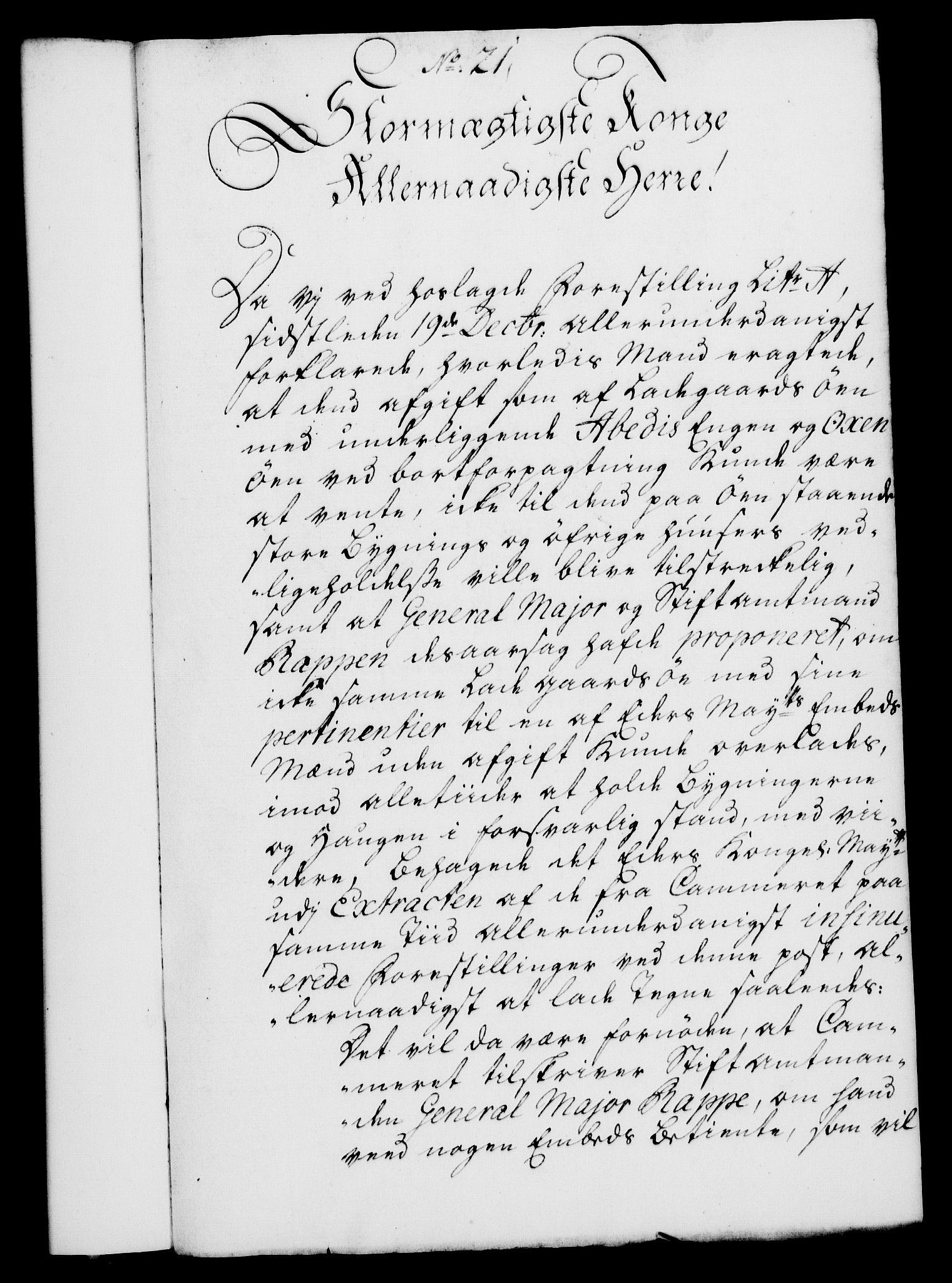 RA, Rentekammeret, Kammerkanselliet, G/Gf/Gfa/L0024: Norsk relasjons- og resolusjonsprotokoll (merket RK 52.24), 1741, s. 133