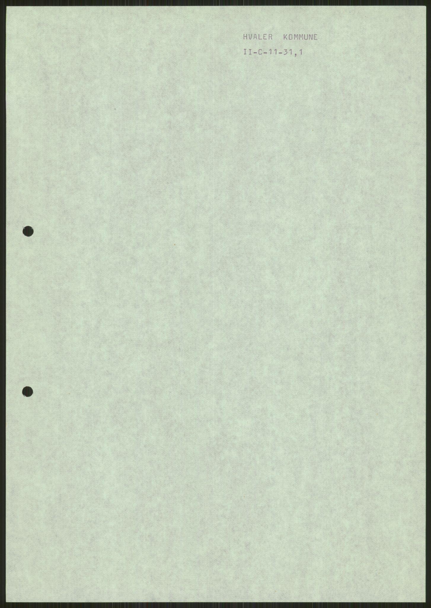 RA, Forsvaret, Forsvarets krigshistoriske avdeling, Y/Ya/L0013: II-C-11-31 - Fylkesmenn.  Rapporter om krigsbegivenhetene 1940., 1940, s. 85