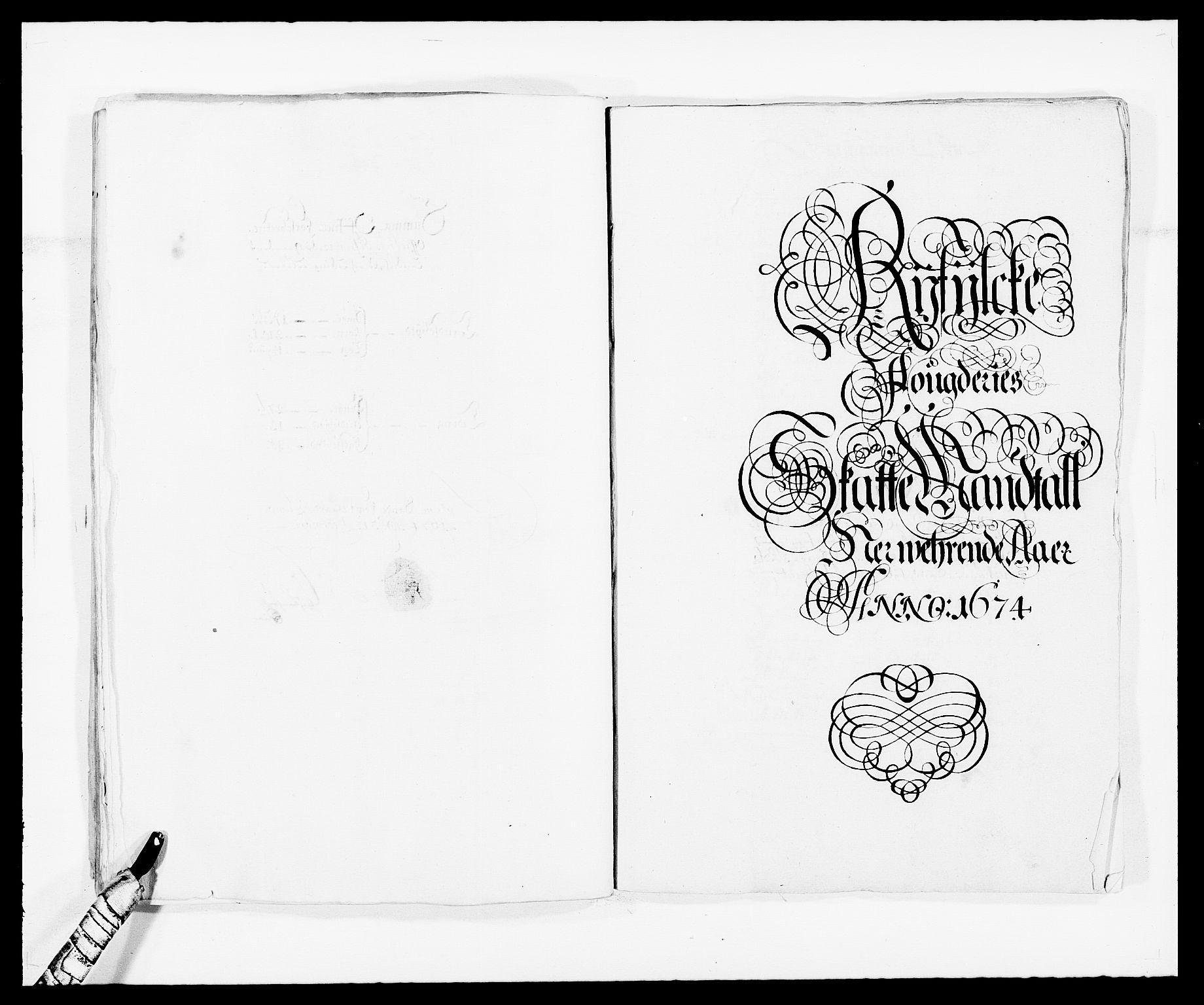 RA, Rentekammeret inntil 1814, Reviderte regnskaper, Fogderegnskap, R47/L2845: Fogderegnskap Ryfylke, 1674-1675, s. 50