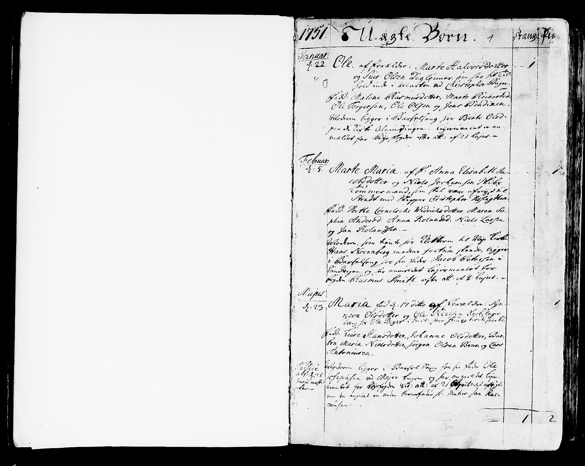 SAB, Korskirken Sokneprestembete, H/Haa/L0005: Ministerialbok nr. A 5, 1751-1789, s. 277