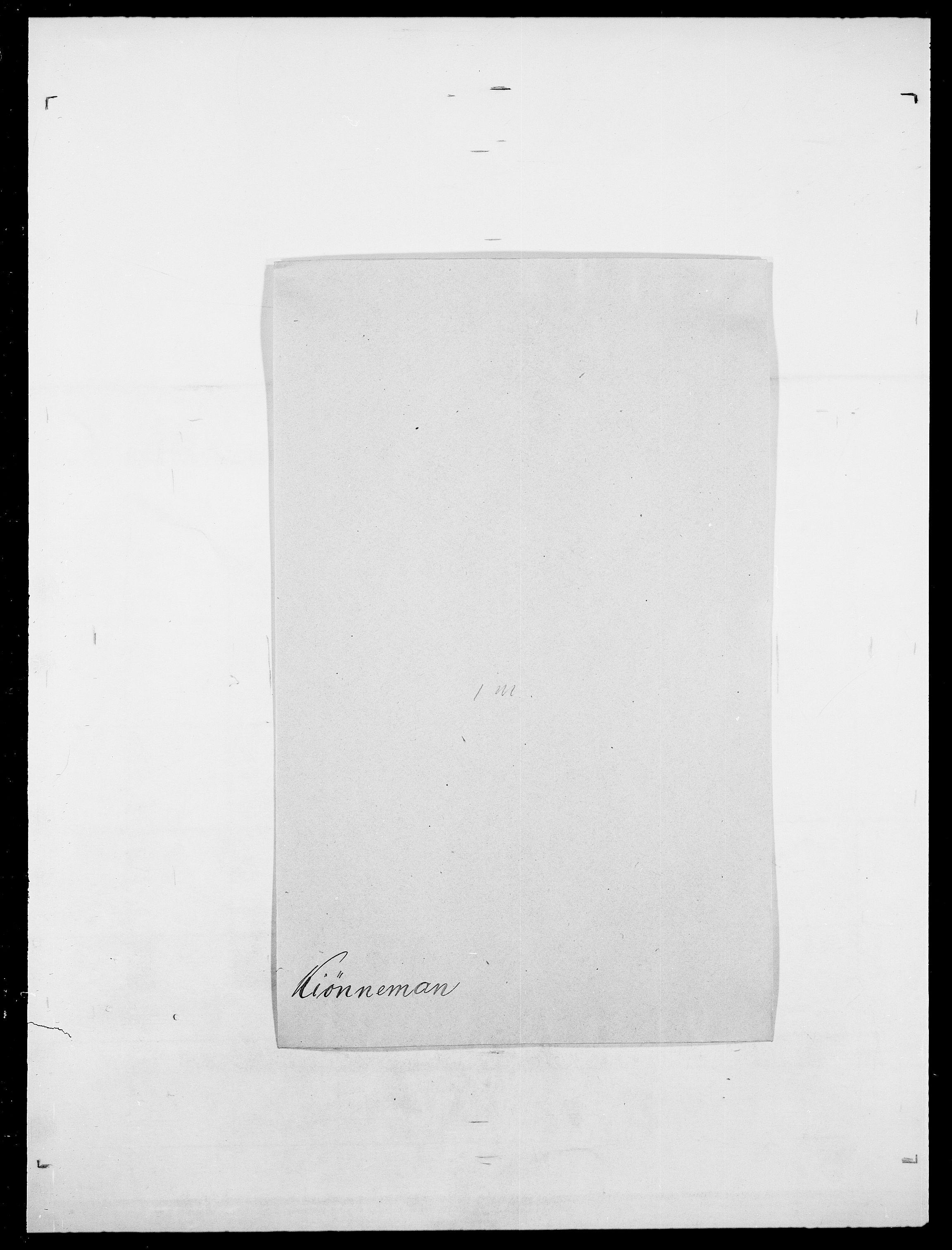 SAO, Delgobe, Charles Antoine - samling, D/Da/L0020: Irgens - Kjøsterud, s. 712