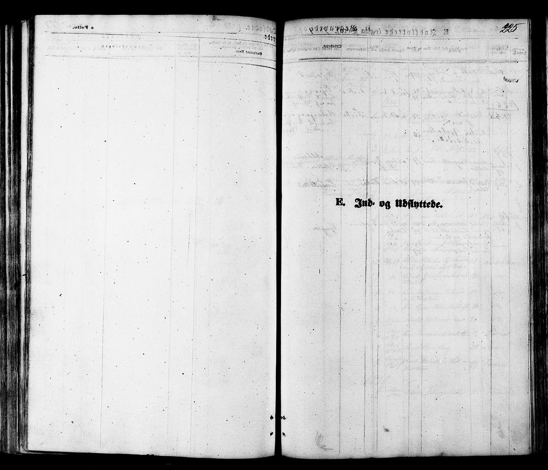 SATØ, Talvik sokneprestkontor, H/Ha/L0011kirke: Ministerialbok nr. 11, 1864-1877, s. 225