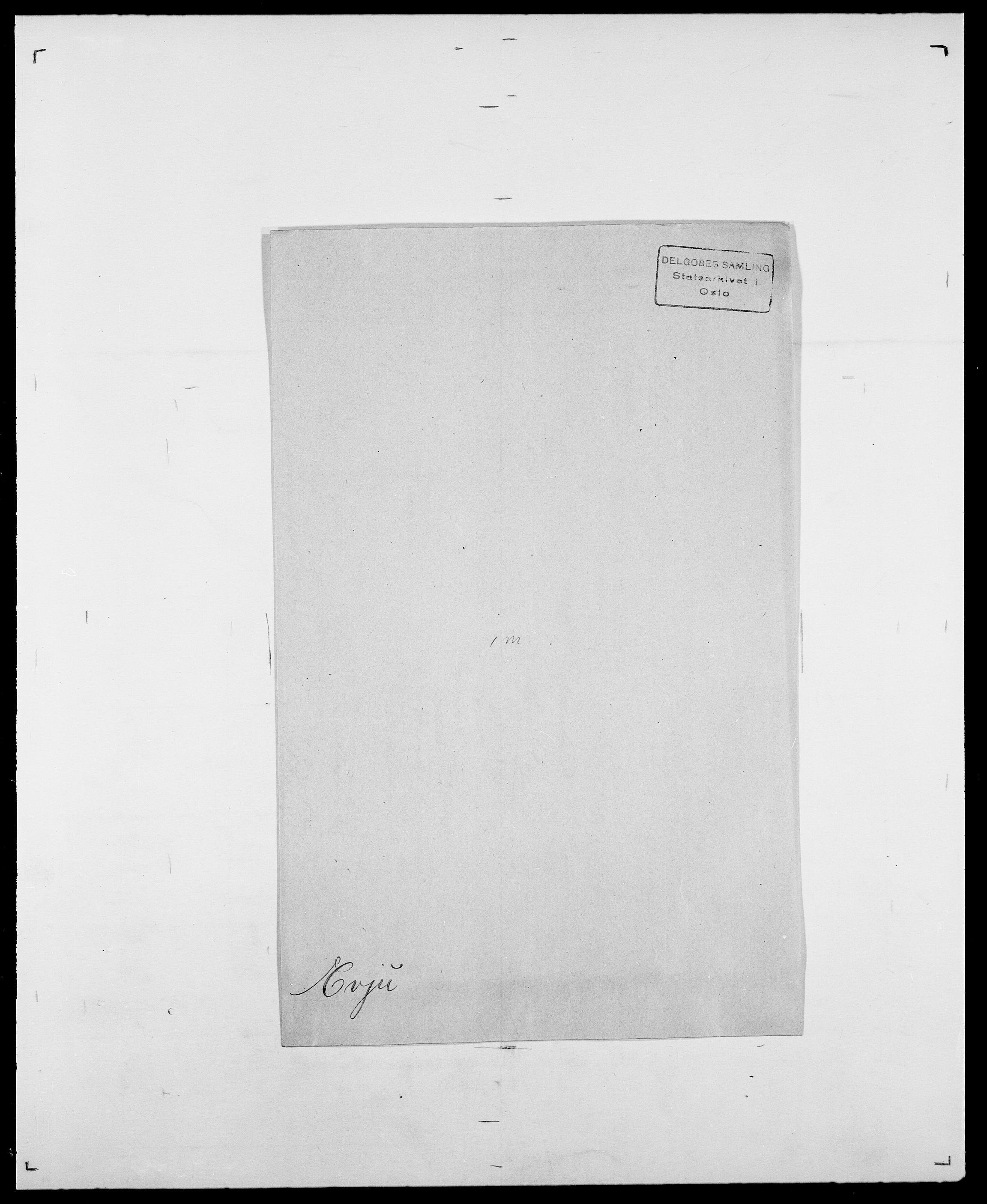SAO, Delgobe, Charles Antoine - samling, D/Da/L0010: Dürendahl - Fagelund, s. 693