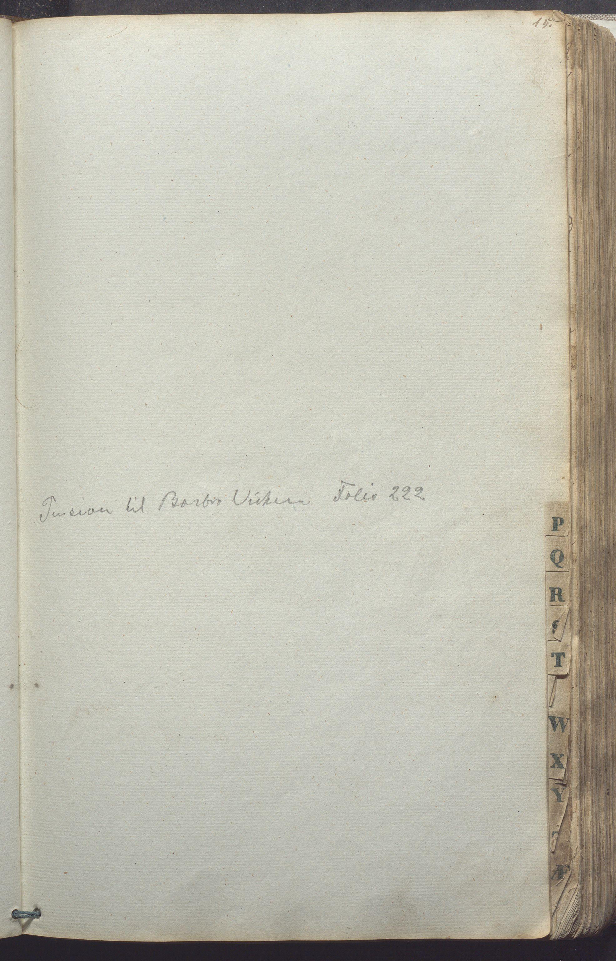 IKAR, Suldal kommune - Formannskapet/Rådmannen, A/Aa/L0001: Møtebok, 1837-1876, s. 15a