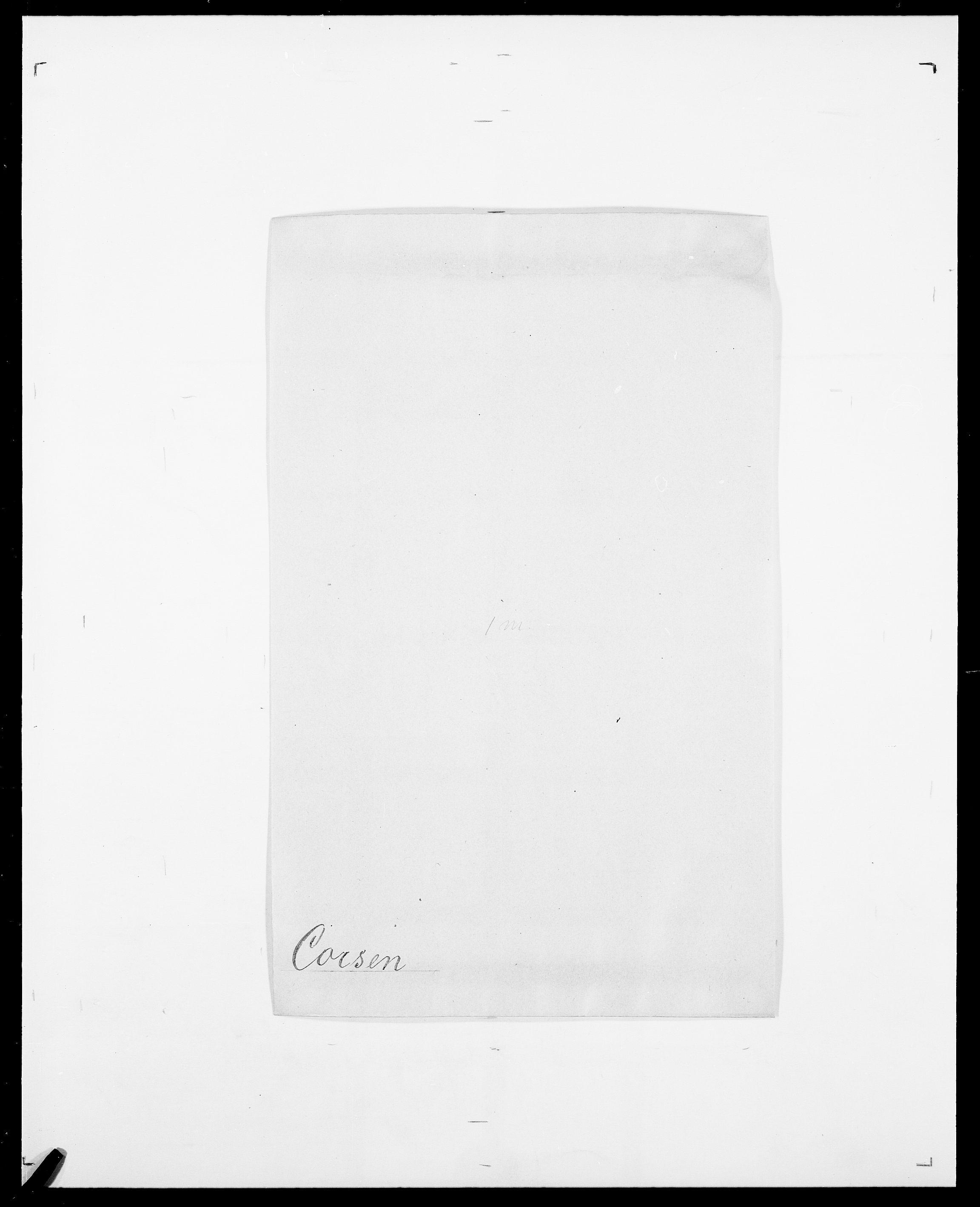 SAO, Delgobe, Charles Antoine - samling, D/Da/L0008: Capjon - Dagenbolt, s. 543