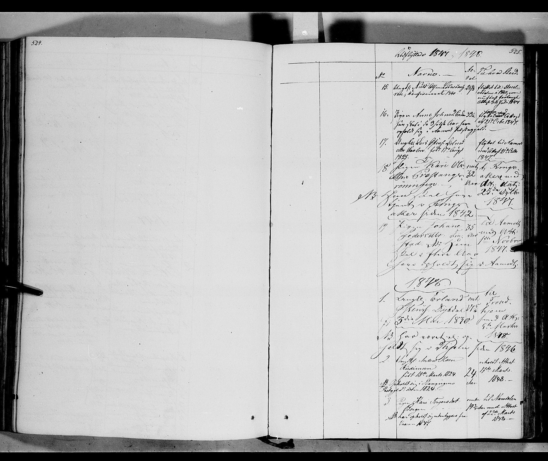 SAH, Ringebu prestekontor, Ministerialbok nr. 5, 1839-1848, s. 524-525
