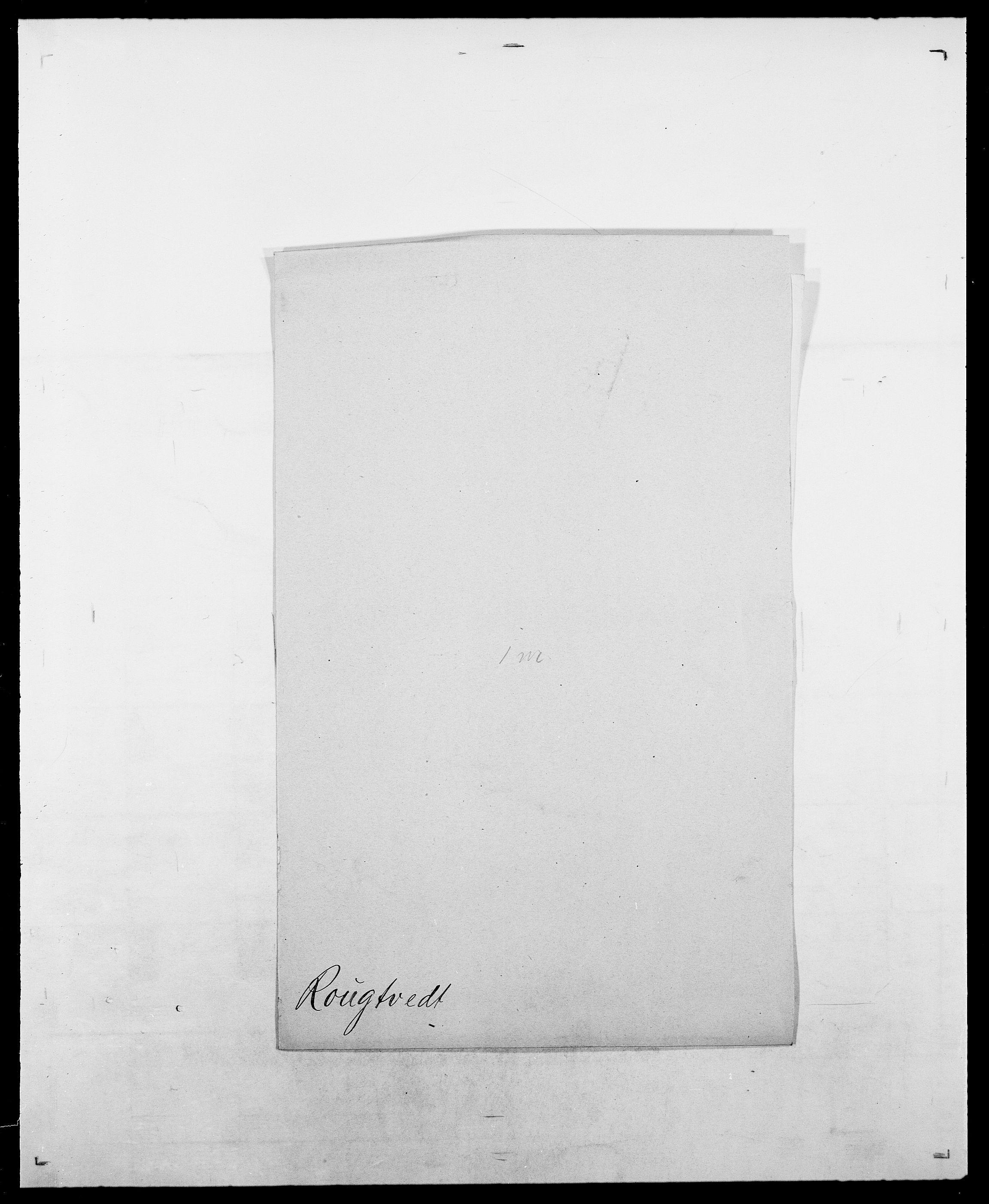 SAO, Delgobe, Charles Antoine - samling, D/Da/L0033: Roald - Røyem, s. 404