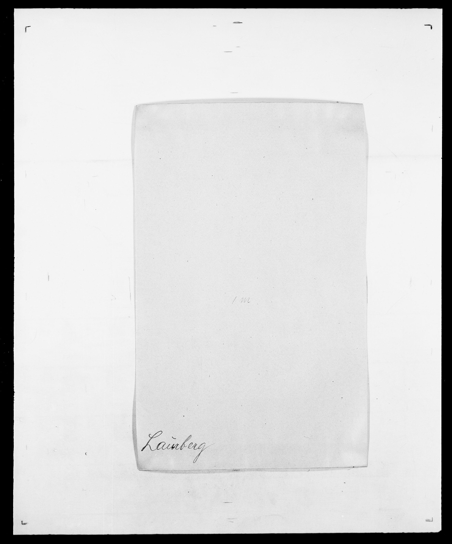 SAO, Delgobe, Charles Antoine - samling, D/Da/L0023: Lau - Lirvyn, s. 17