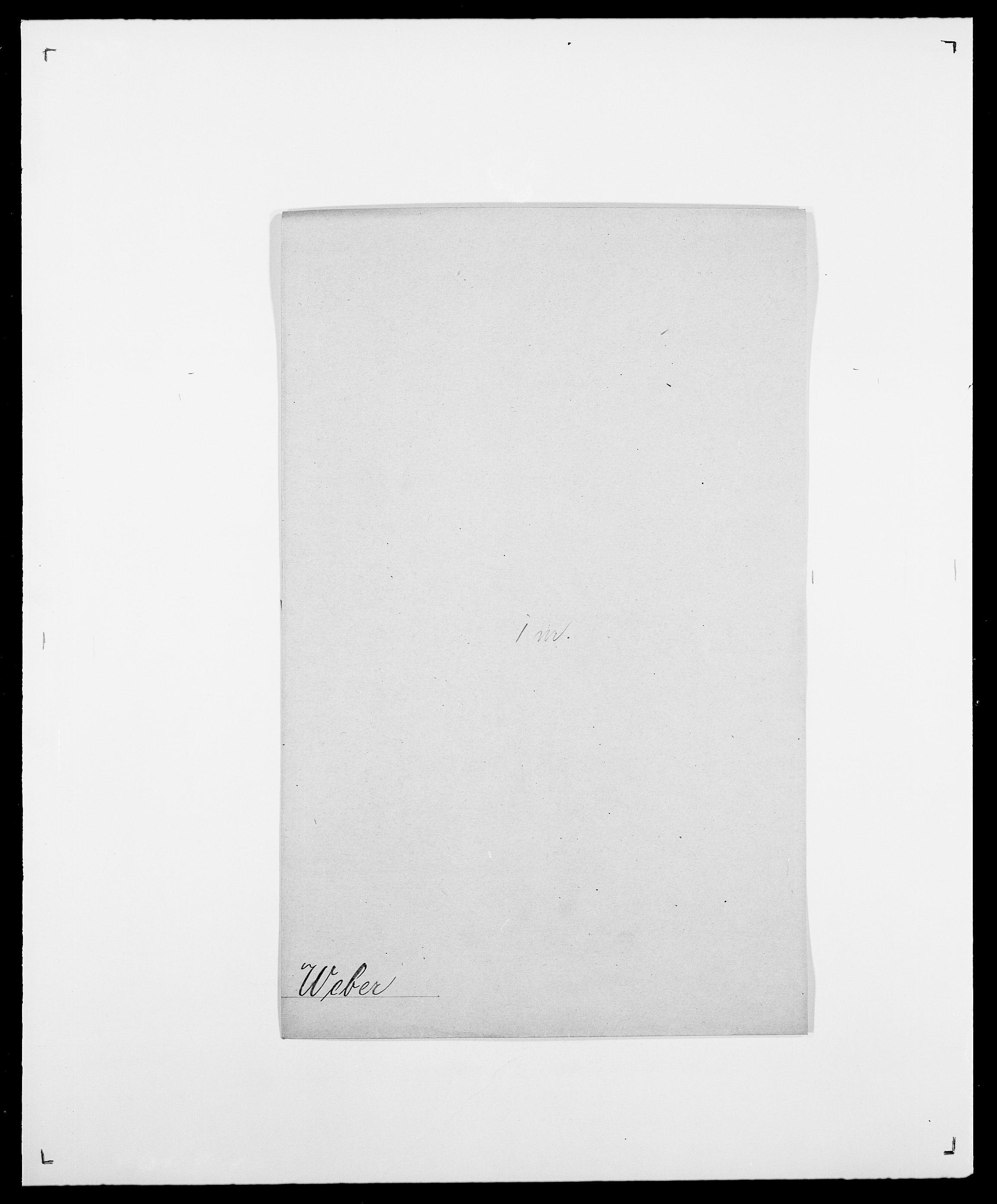 SAO, Delgobe, Charles Antoine - samling, D/Da/L0040: Usgaard - Velund, s. 422