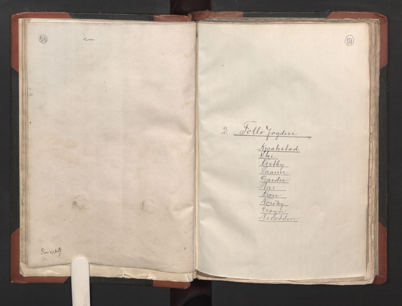 RA, Fogdenes og sorenskrivernes manntall 1664-1666, nr. 2: Aker fogderi, Follo fogderi, Nedre Romerike fogderi og Øvre Romerike fogderi, 1664, s. 50-51