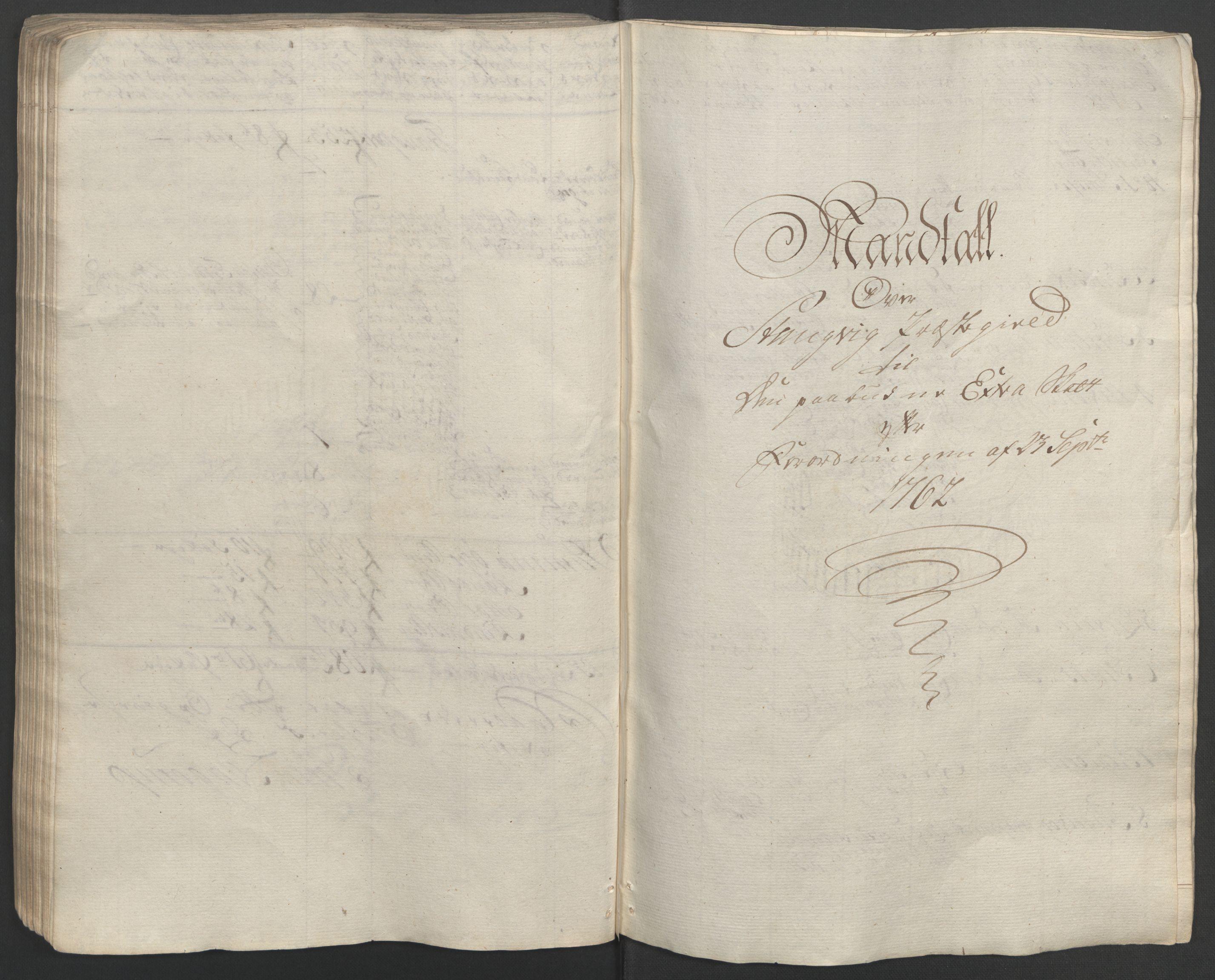 RA, Rentekammeret inntil 1814, Reviderte regnskaper, Fogderegnskap, R56/L3841: Ekstraskatten Nordmøre, 1762-1763, s. 136