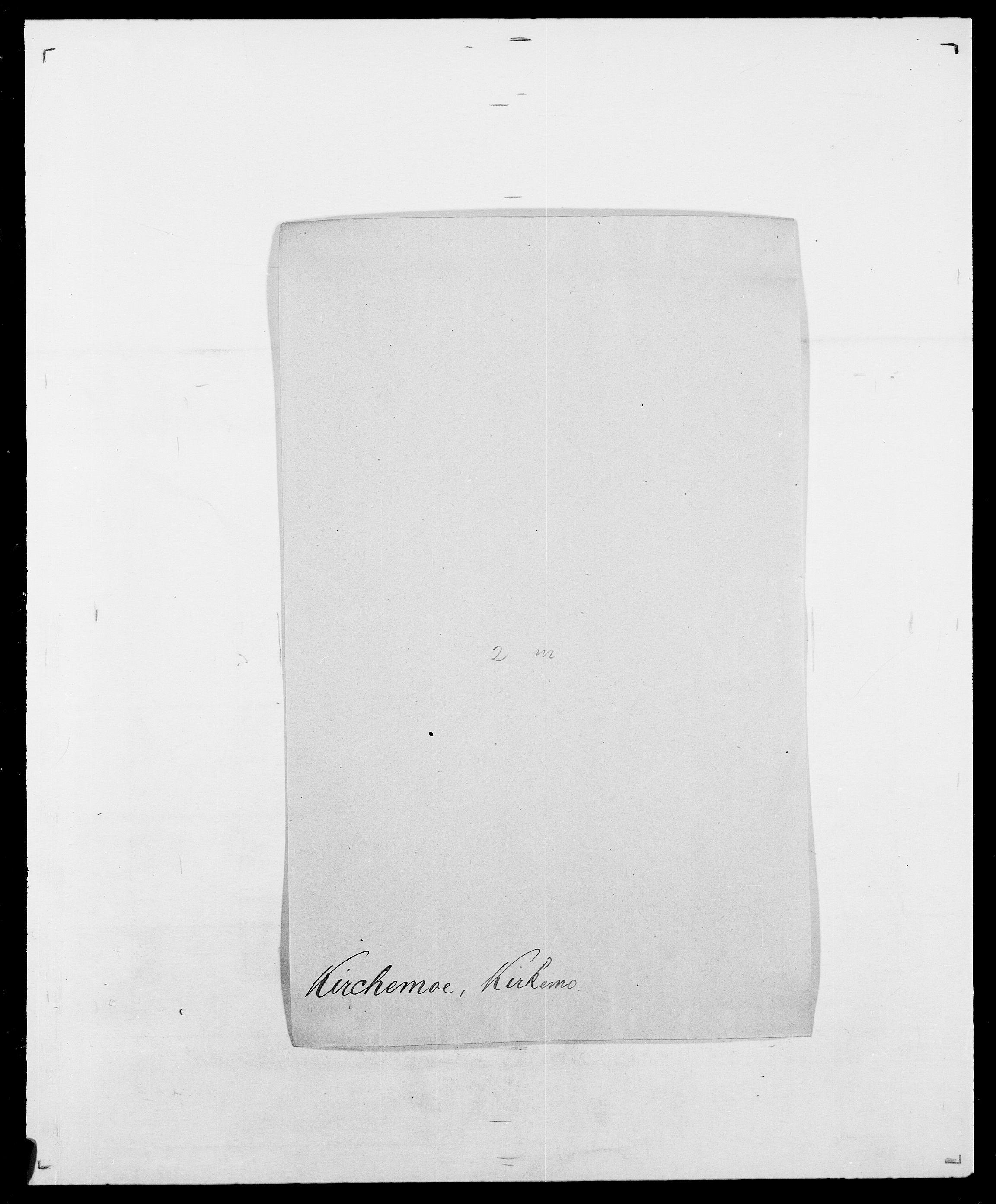SAO, Delgobe, Charles Antoine - samling, D/Da/L0020: Irgens - Kjøsterud, s. 634