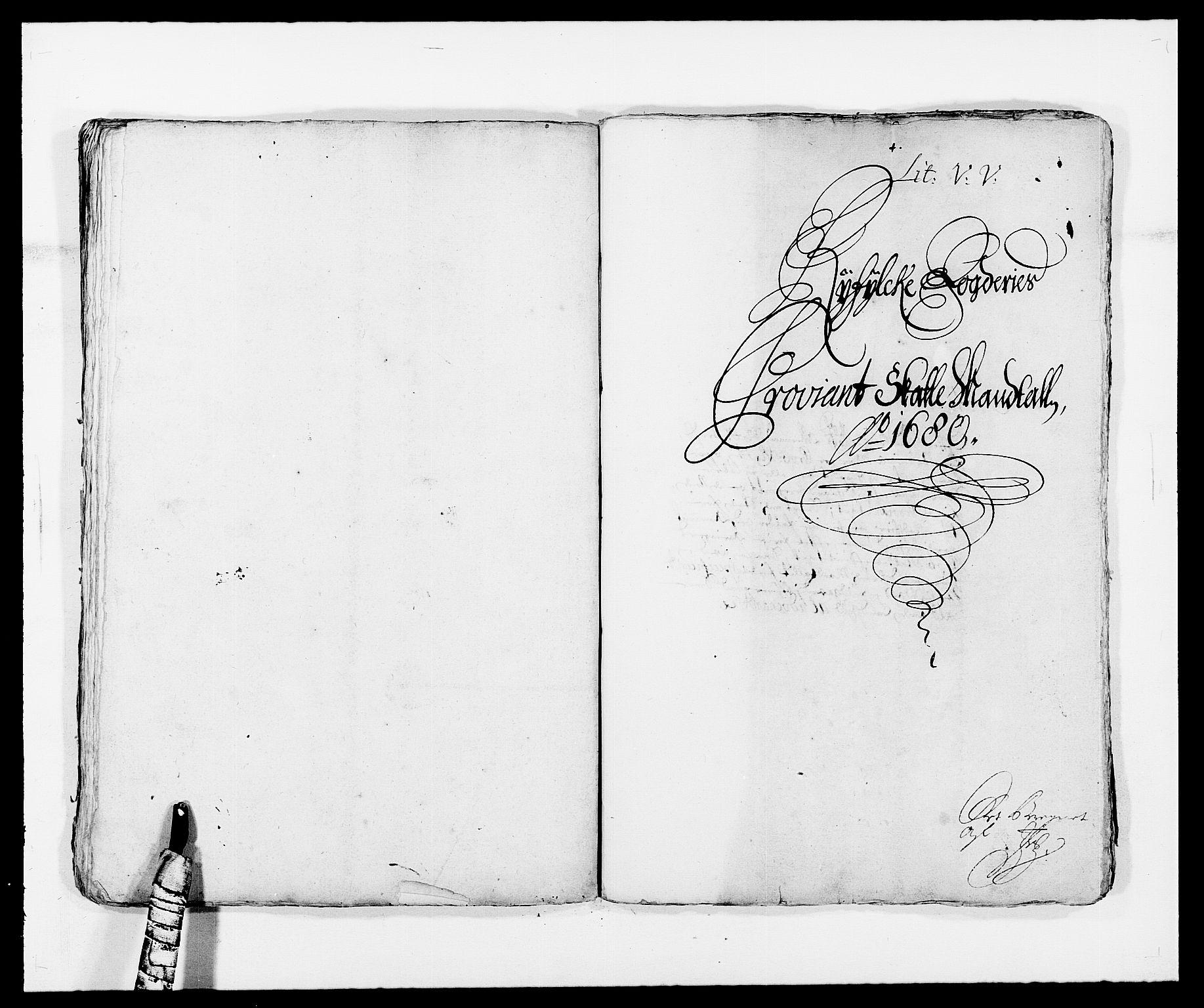 RA, Rentekammeret inntil 1814, Reviderte regnskaper, Fogderegnskap, R47/L2850: Fogderegnskap Ryfylke, 1680, s. 90