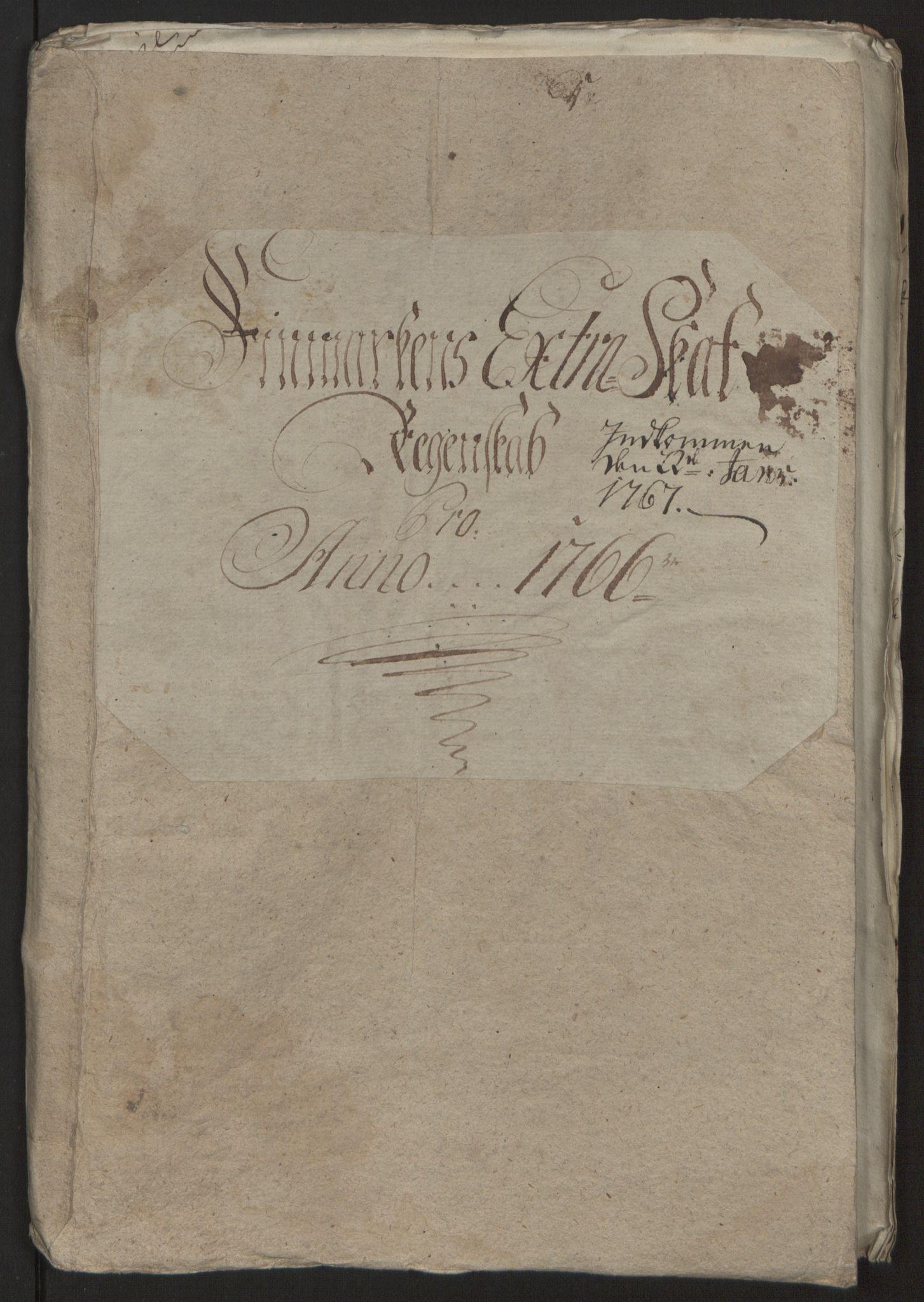 RA, Rentekammeret inntil 1814, Reviderte regnskaper, Fogderegnskap, R69/L4910: Ekstraskatten  Finnmark/Vardøhus, 1762-1772, s. 168