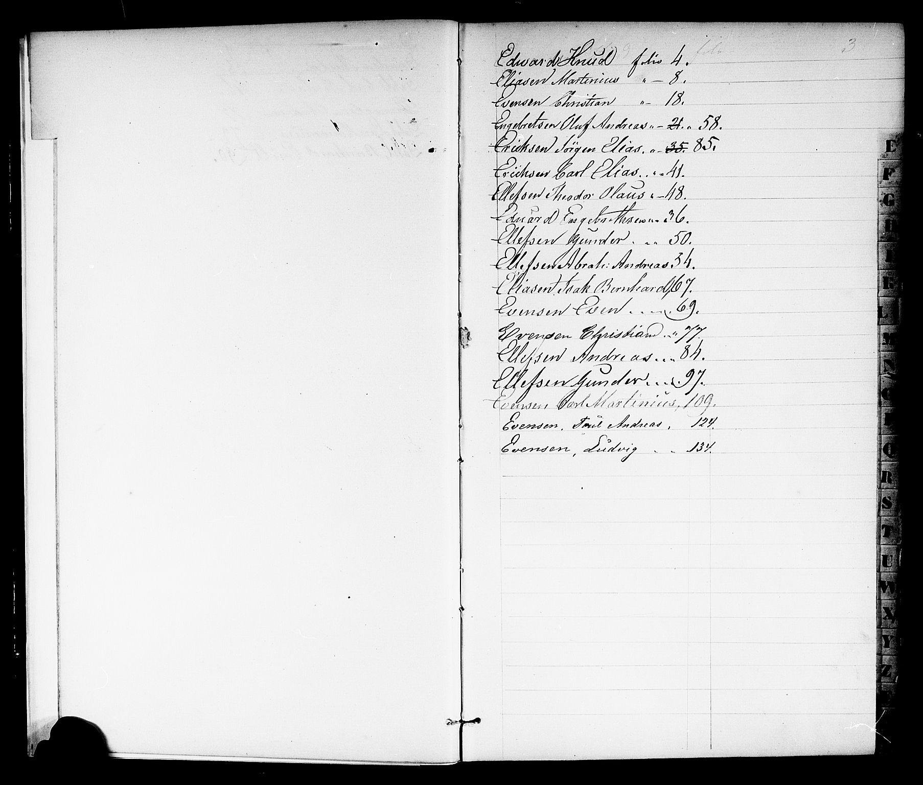 SAKO, Porsgrunn innrulleringskontor, F/Fb/L0001: Annotasjonsrulle, 1860-1868, s. 7
