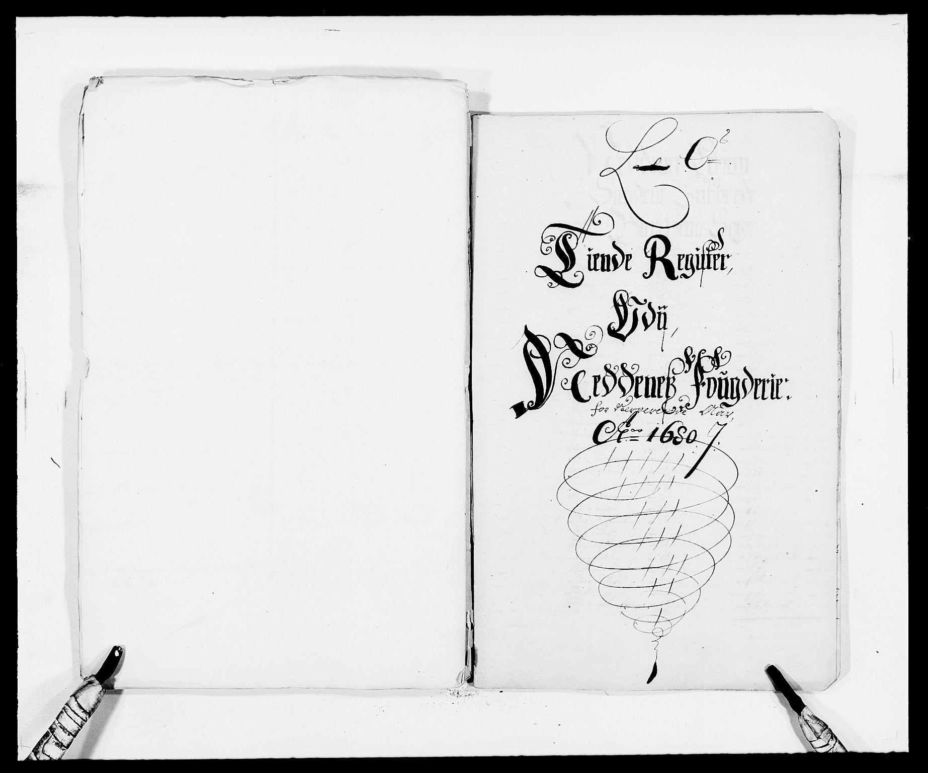 RA, Rentekammeret inntil 1814, Reviderte regnskaper, Fogderegnskap, R39/L2304: Fogderegnskap Nedenes, 1680-1682, s. 39