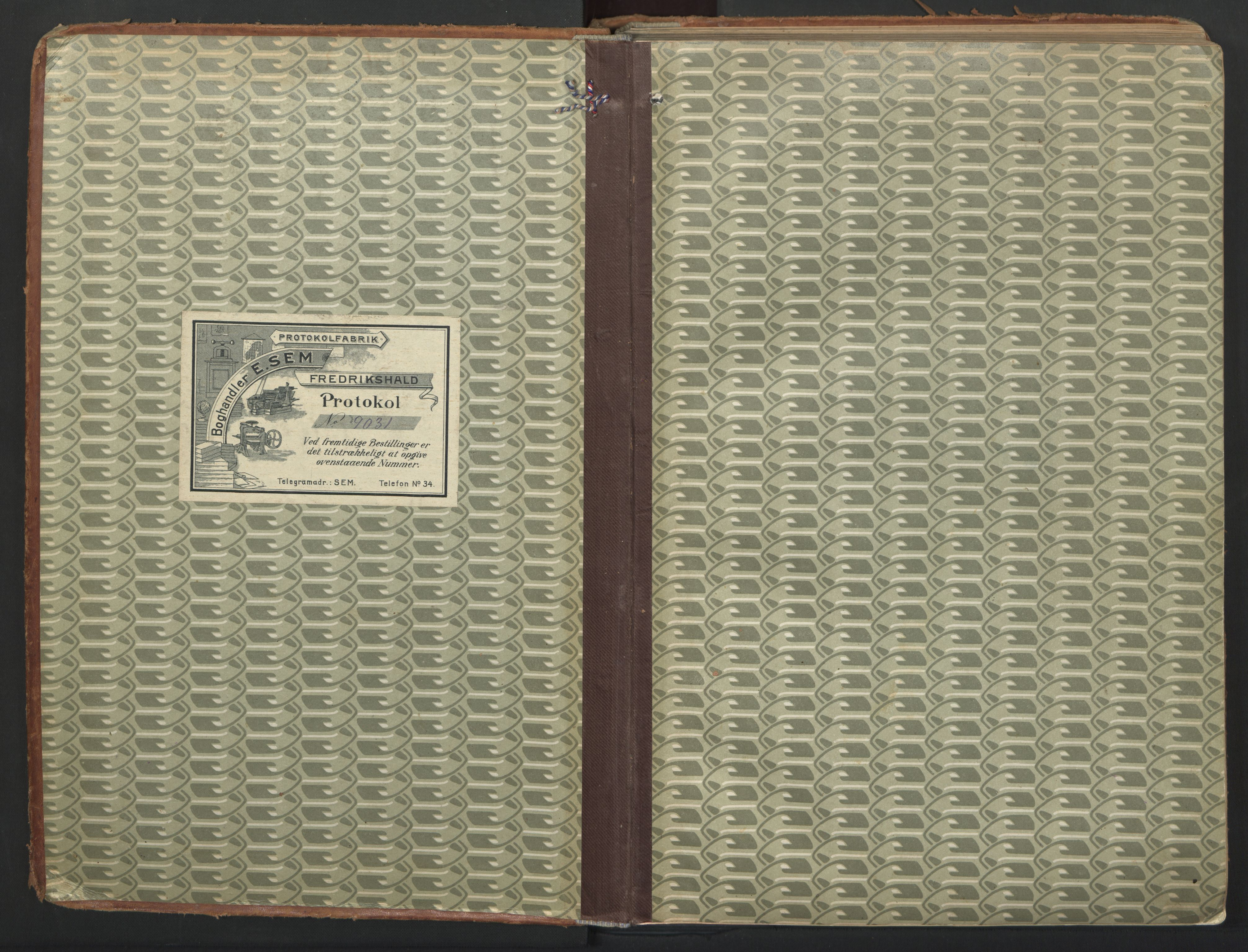 SATØ, Balsfjord sokneprestembete, Ministerialbok nr. 8, 1910-1927