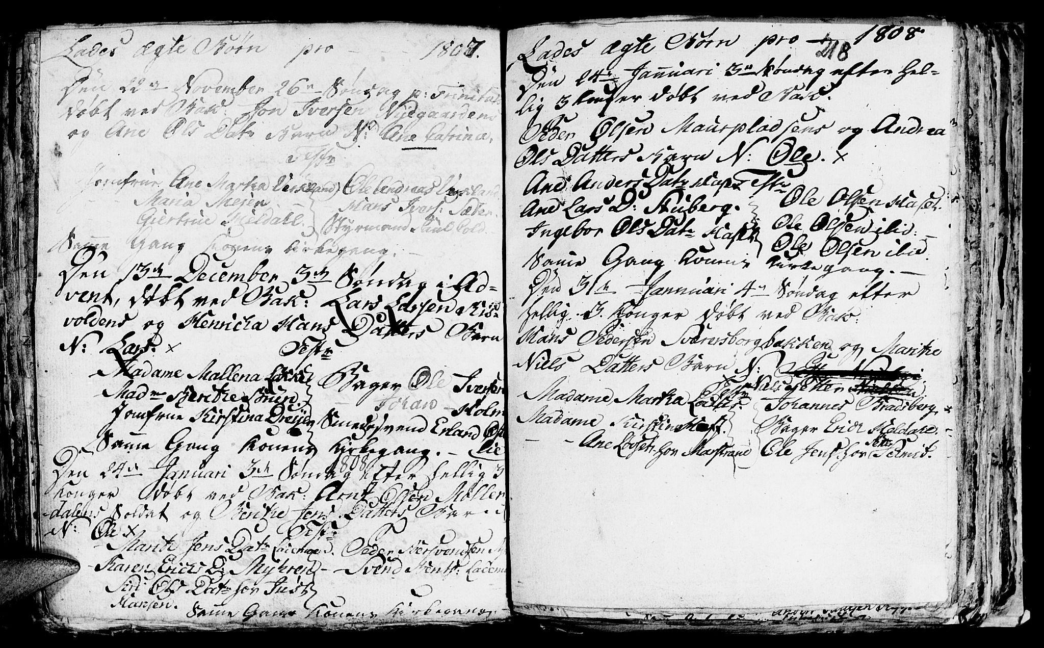 SAT, Ministerialprotokoller, klokkerbøker og fødselsregistre - Sør-Trøndelag, 606/L0305: Klokkerbok nr. 606C01, 1757-1819, s. 218