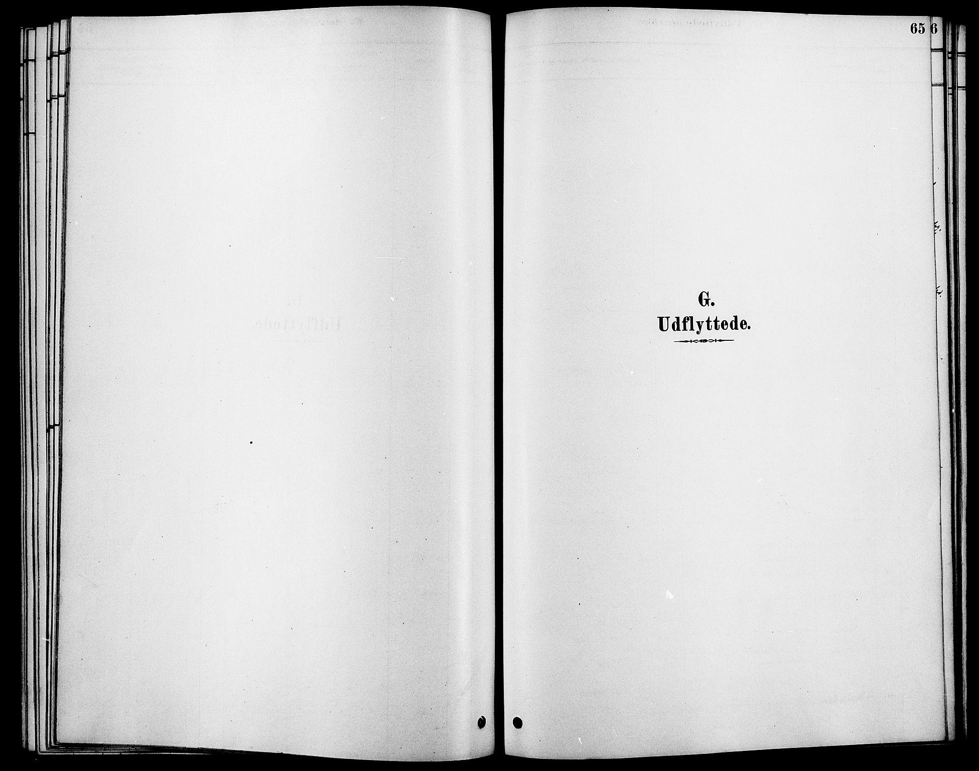 SAH, Rendalen prestekontor, H/Ha/Haa/L0007: Ministerialbok nr. 7, 1878-1898, s. 65