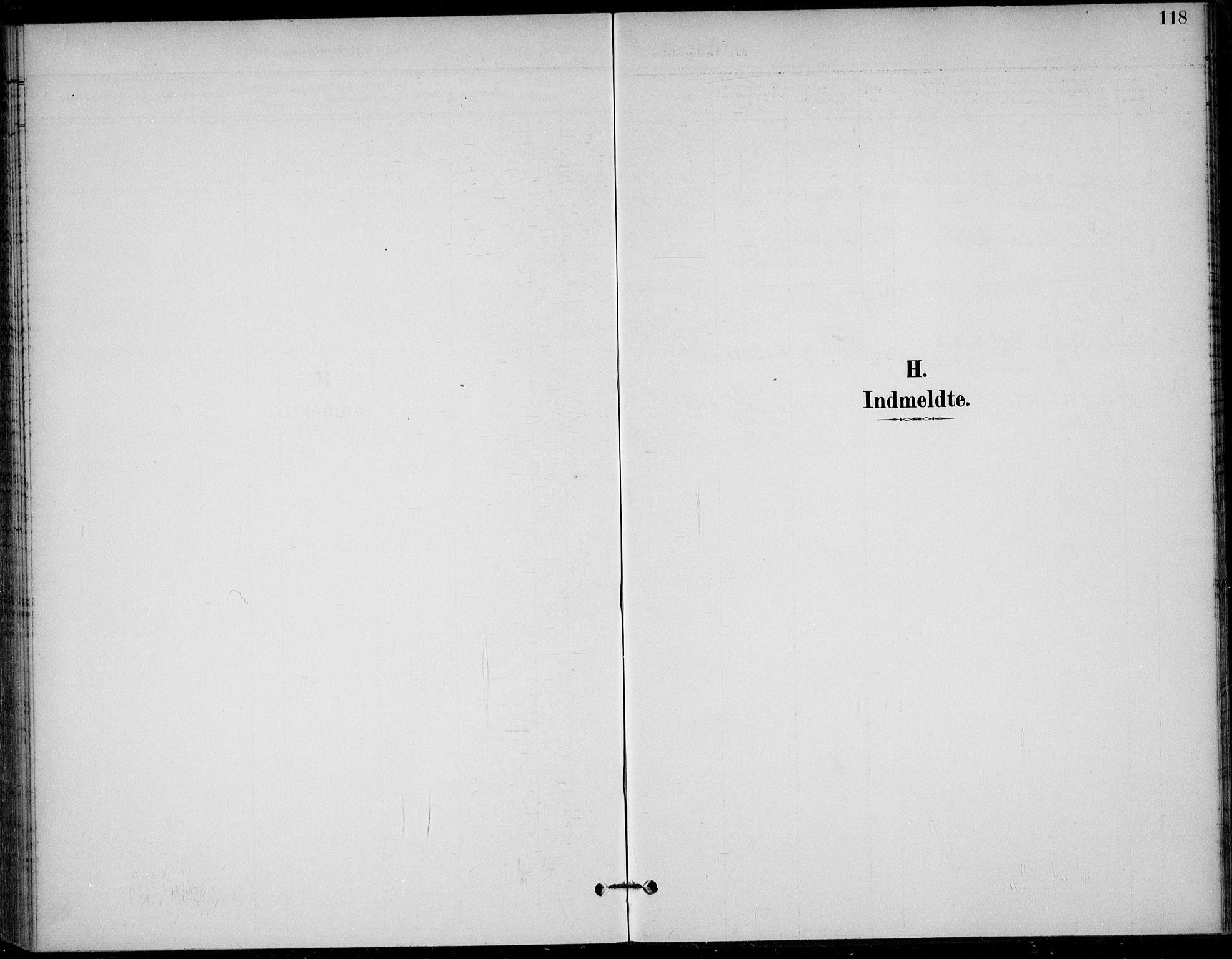 SAKO, Solum kirkebøker, F/Fc/L0002: Ministerialbok nr. III 2, 1892-1906, s. 118