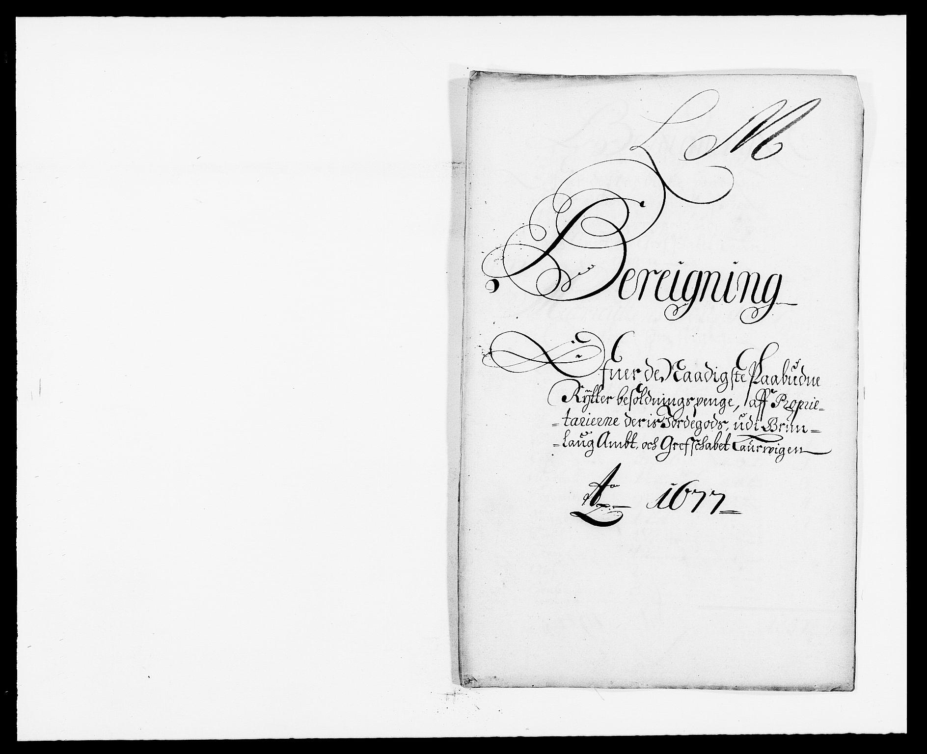 RA, Rentekammeret inntil 1814, Reviderte regnskaper, Fogderegnskap, R33/L1968: Fogderegnskap Larvik grevskap, 1675-1687, s. 80