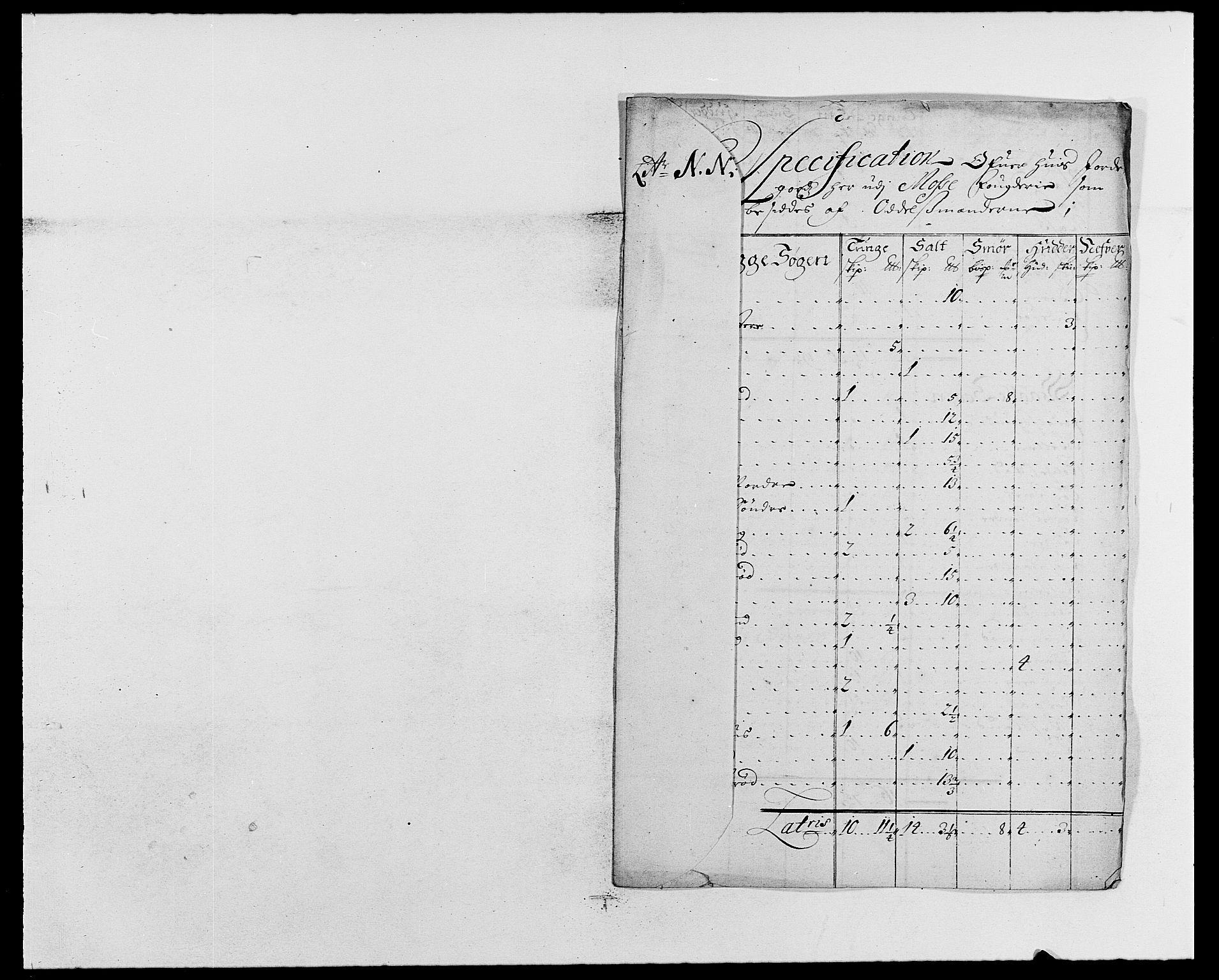 RA, Rentekammeret inntil 1814, Reviderte regnskaper, Fogderegnskap, R02/L0106: Fogderegnskap Moss og Verne kloster, 1688-1691, s. 250