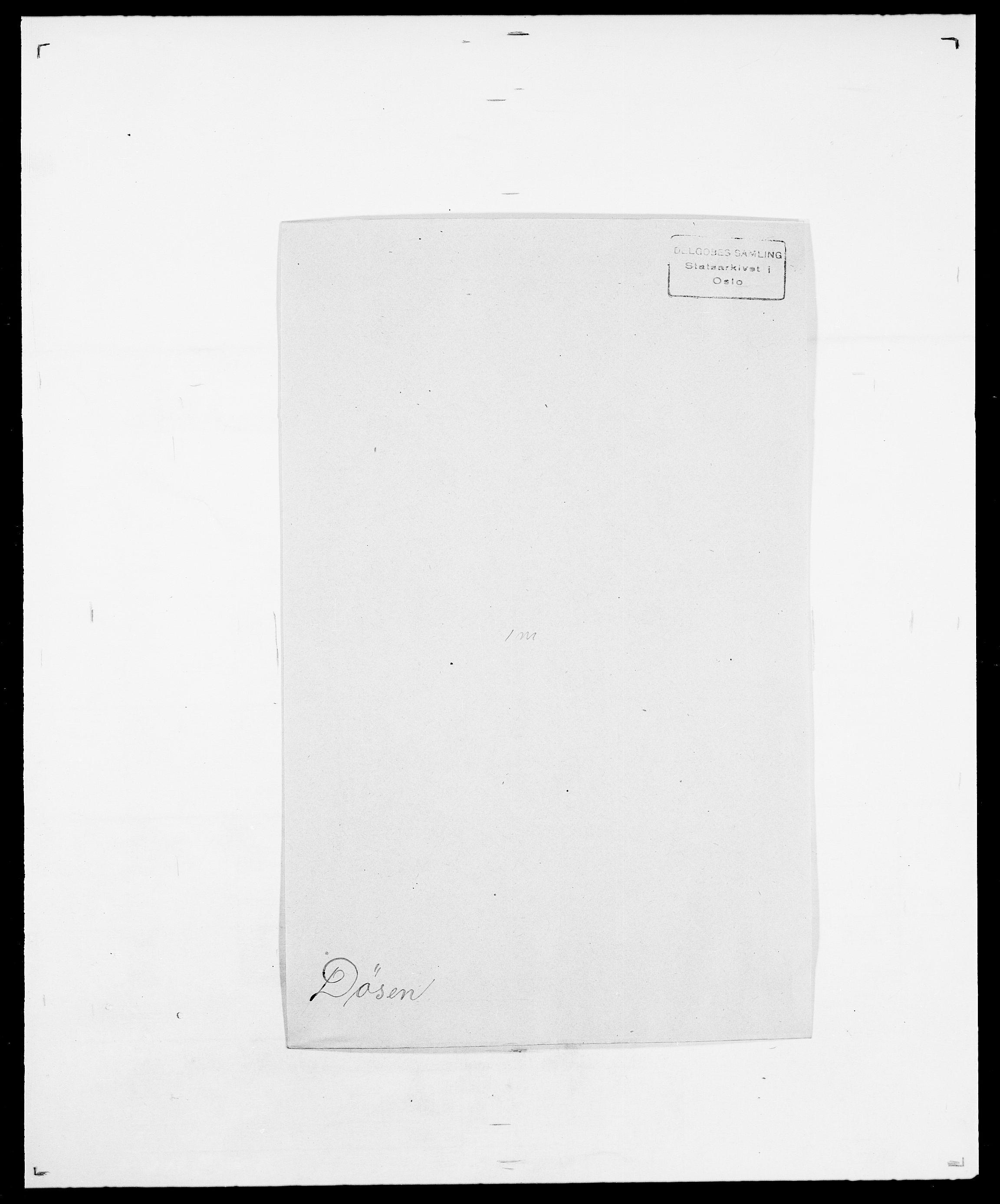 SAO, Delgobe, Charles Antoine - samling, D/Da/L0010: Dürendahl - Fagelund, s. 65