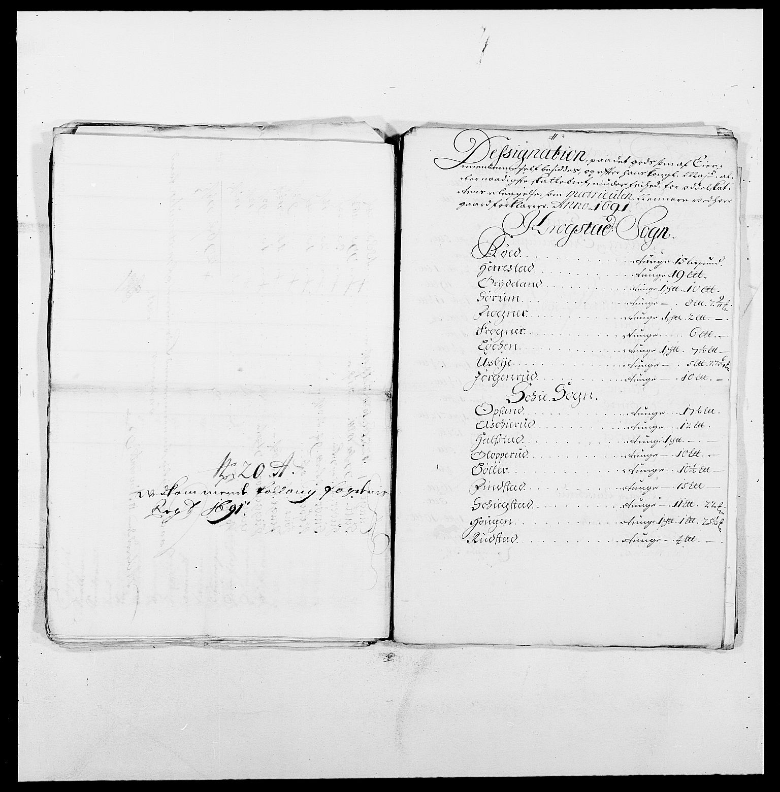 RA, Rentekammeret inntil 1814, Reviderte regnskaper, Fogderegnskap, R09/L0436: Fogderegnskap Follo, 1685-1691, s. 240