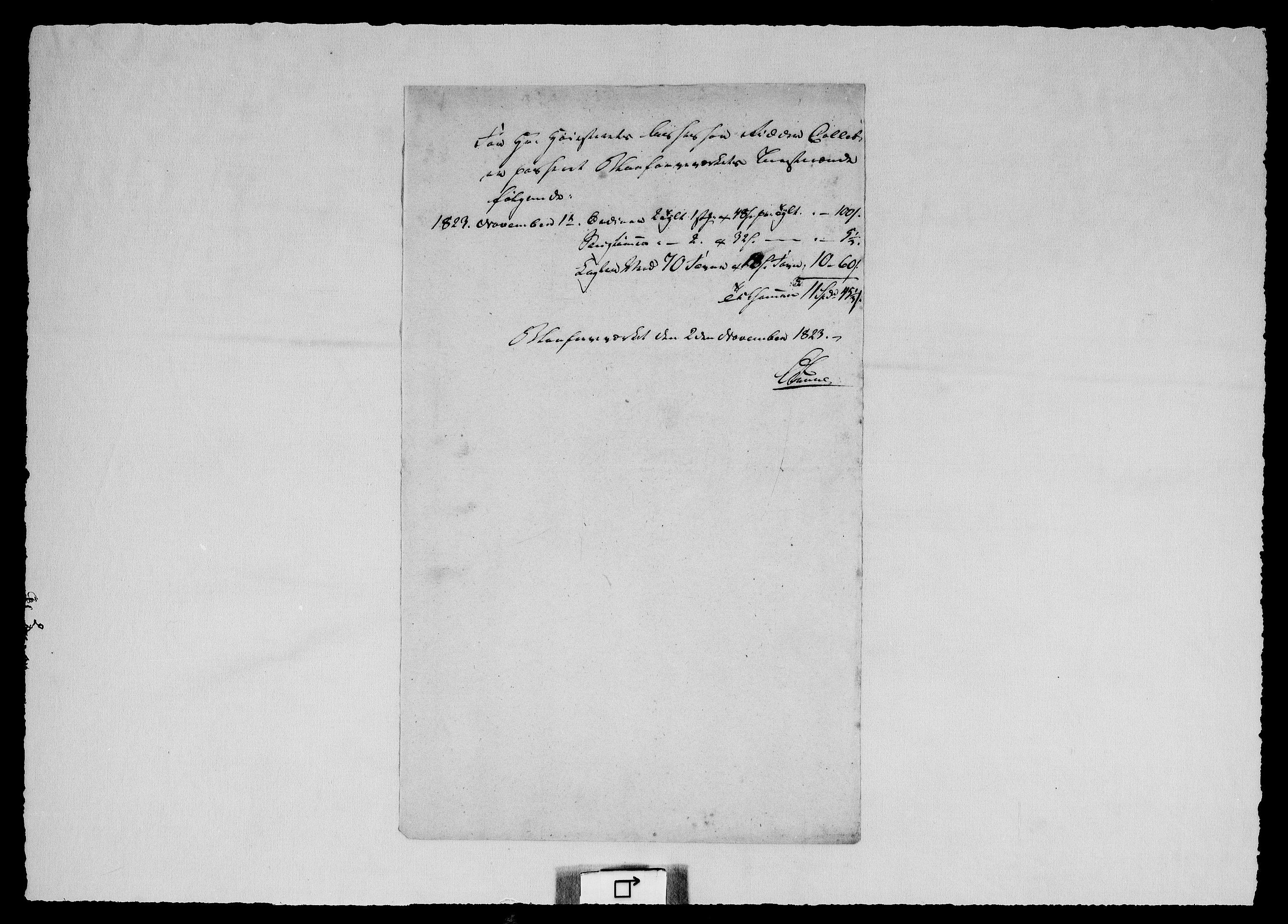RA, Modums Blaafarveværk, G/Gd/Gdd/L0309, 1827-1859, s. 2