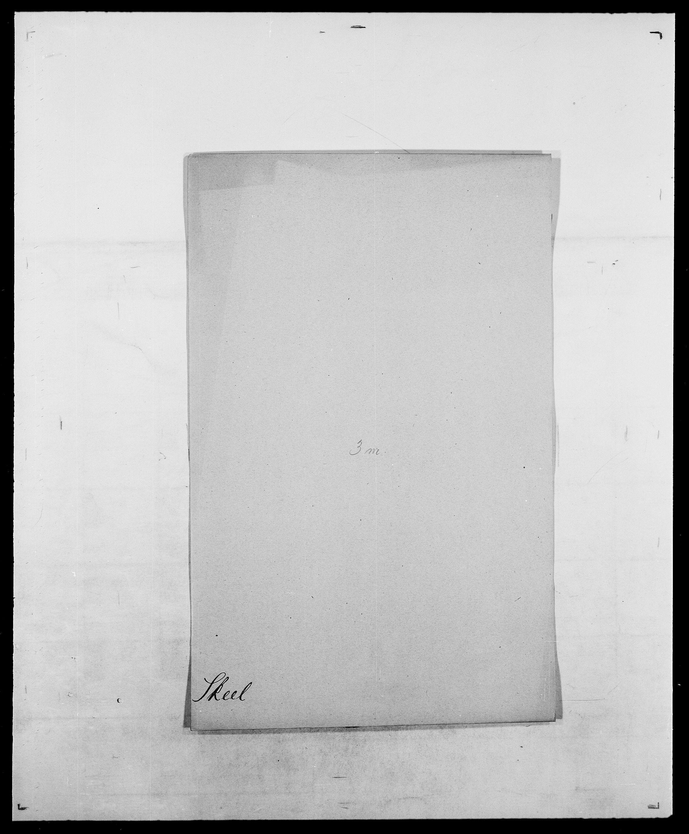 SAO, Delgobe, Charles Antoine - samling, D/Da/L0036: Skaanør - Staverskov, s. 43